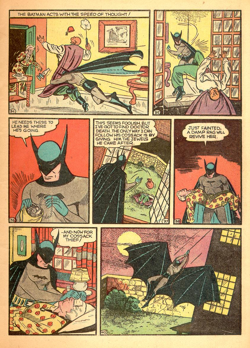 Read online Detective Comics (1937) comic -  Issue #30 - 7