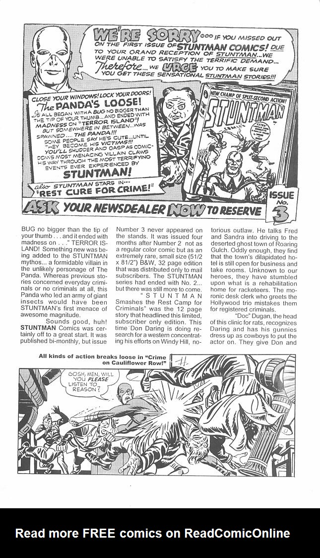 Read online Men of Mystery Comics comic -  Issue #17 - 21