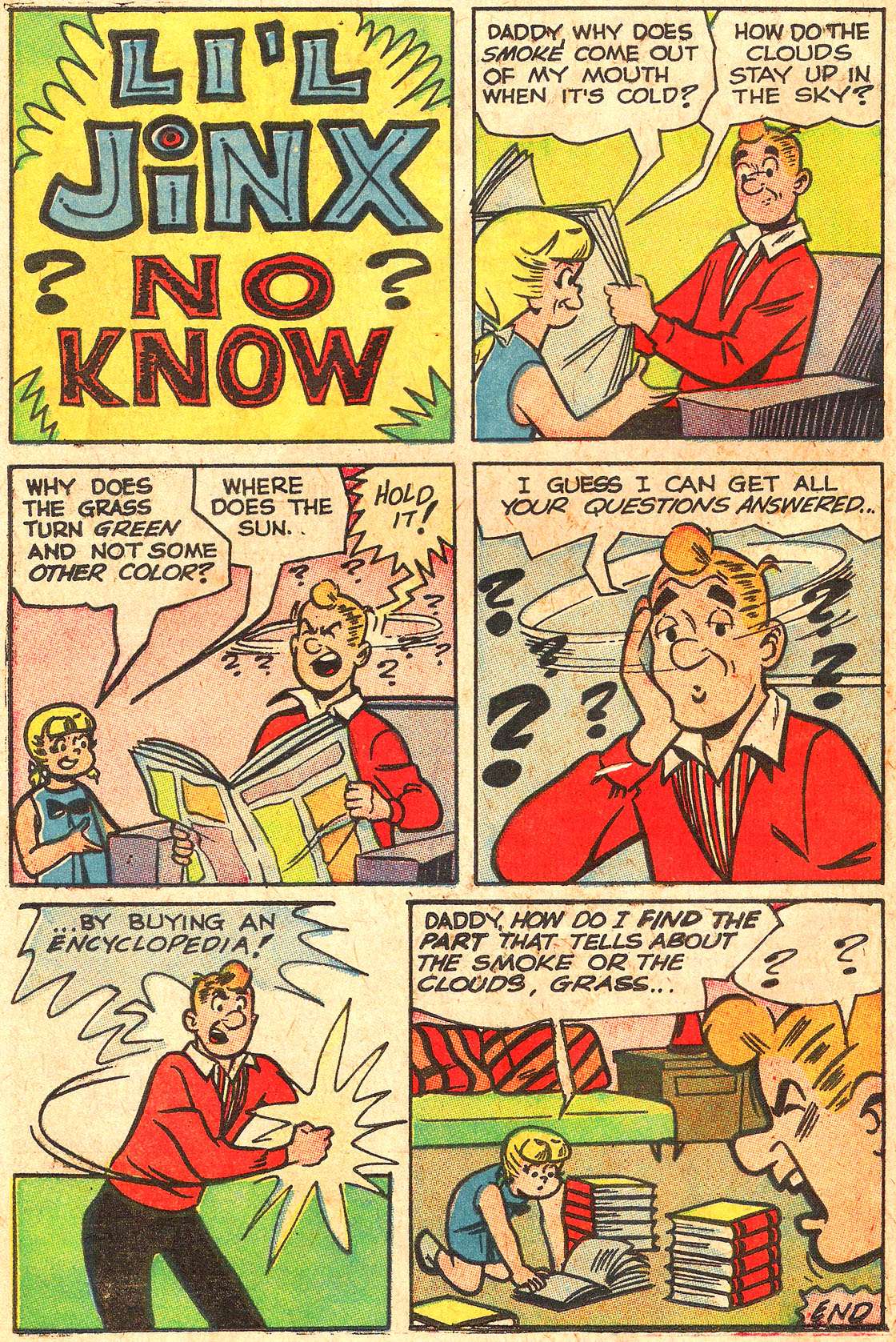 Read online Archie (1960) comic -  Issue #176 - 26