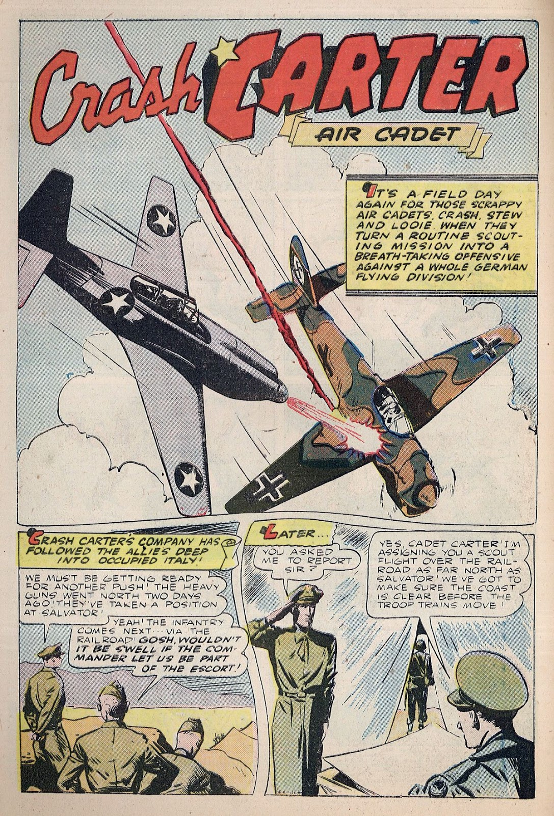 Exciting Comics (1940) issue 38 - Page 44