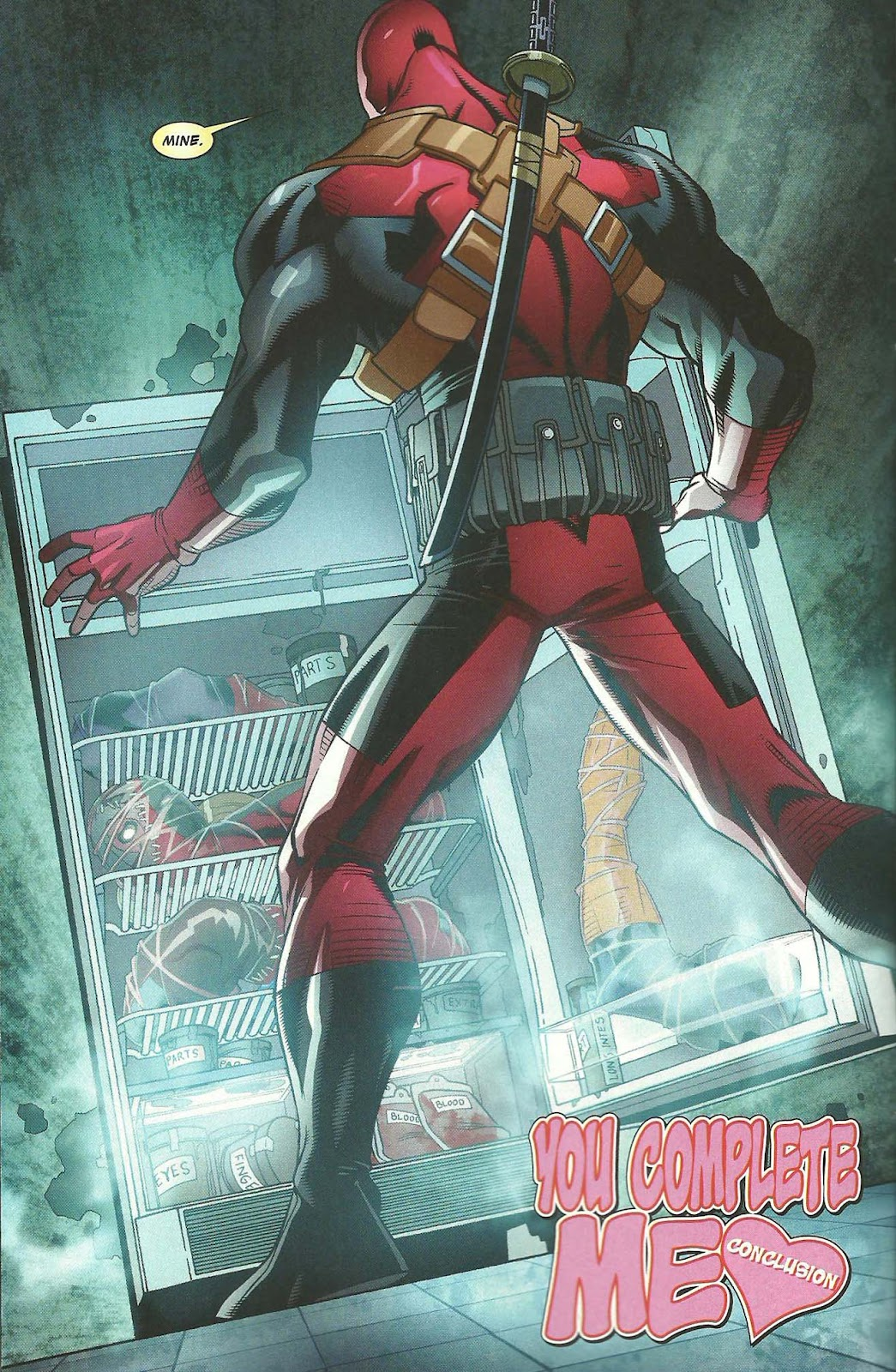 Read online Deadpool (2008) comic -  Issue #44 - 6
