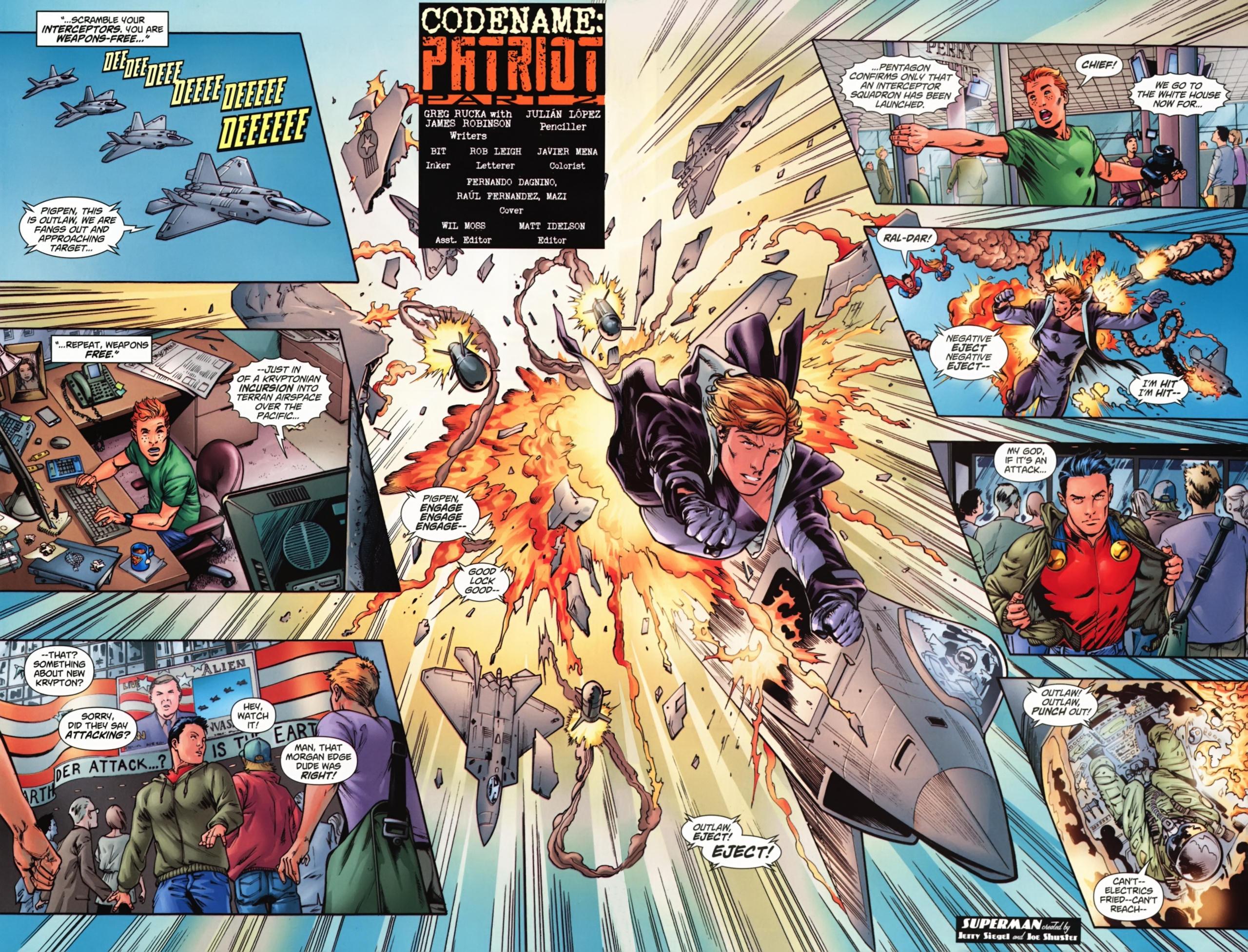 Action Comics (1938) 880 Page 3