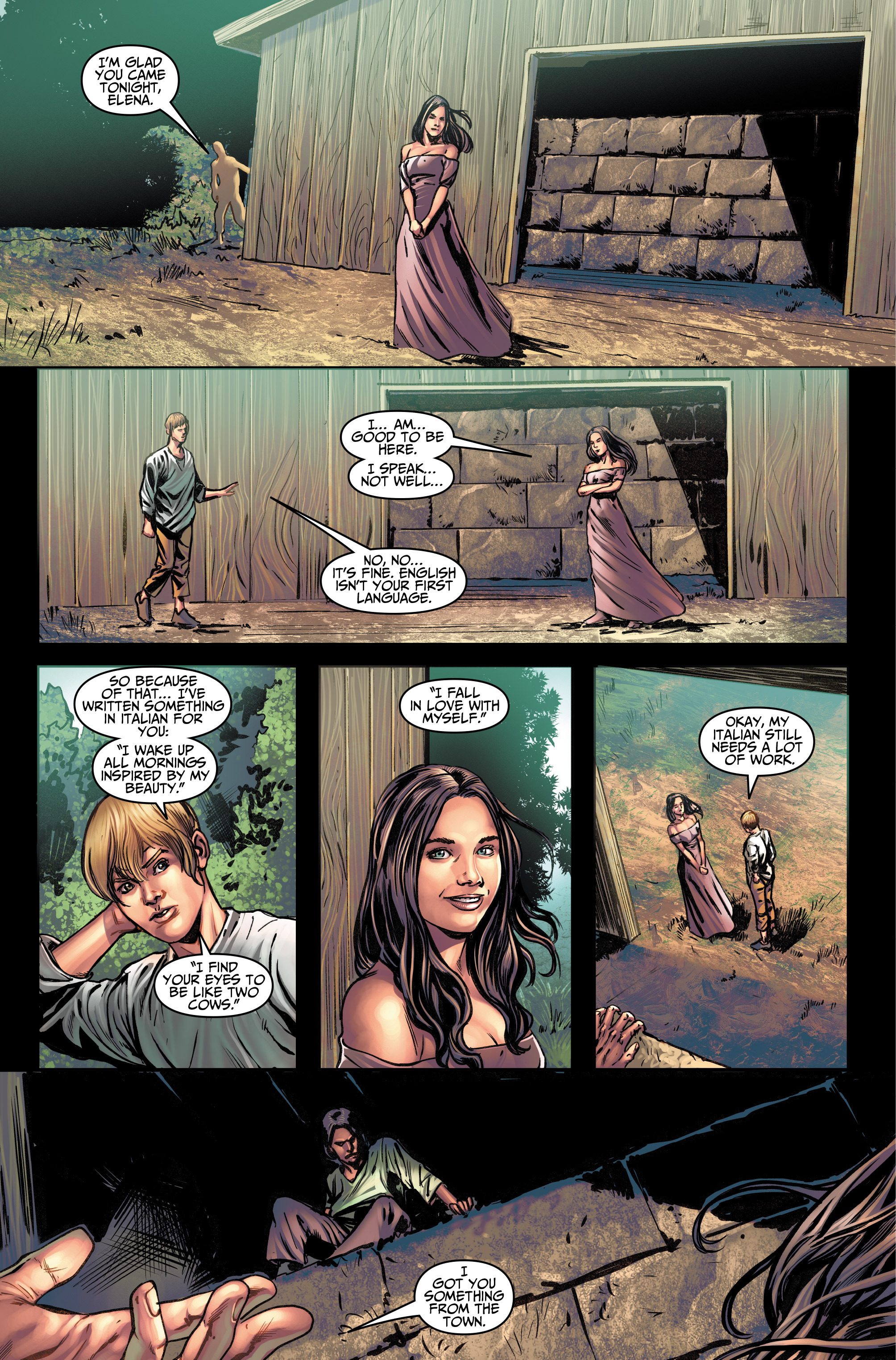 Read online Assassin's Creed (2015) comic -  Issue #12 - 20