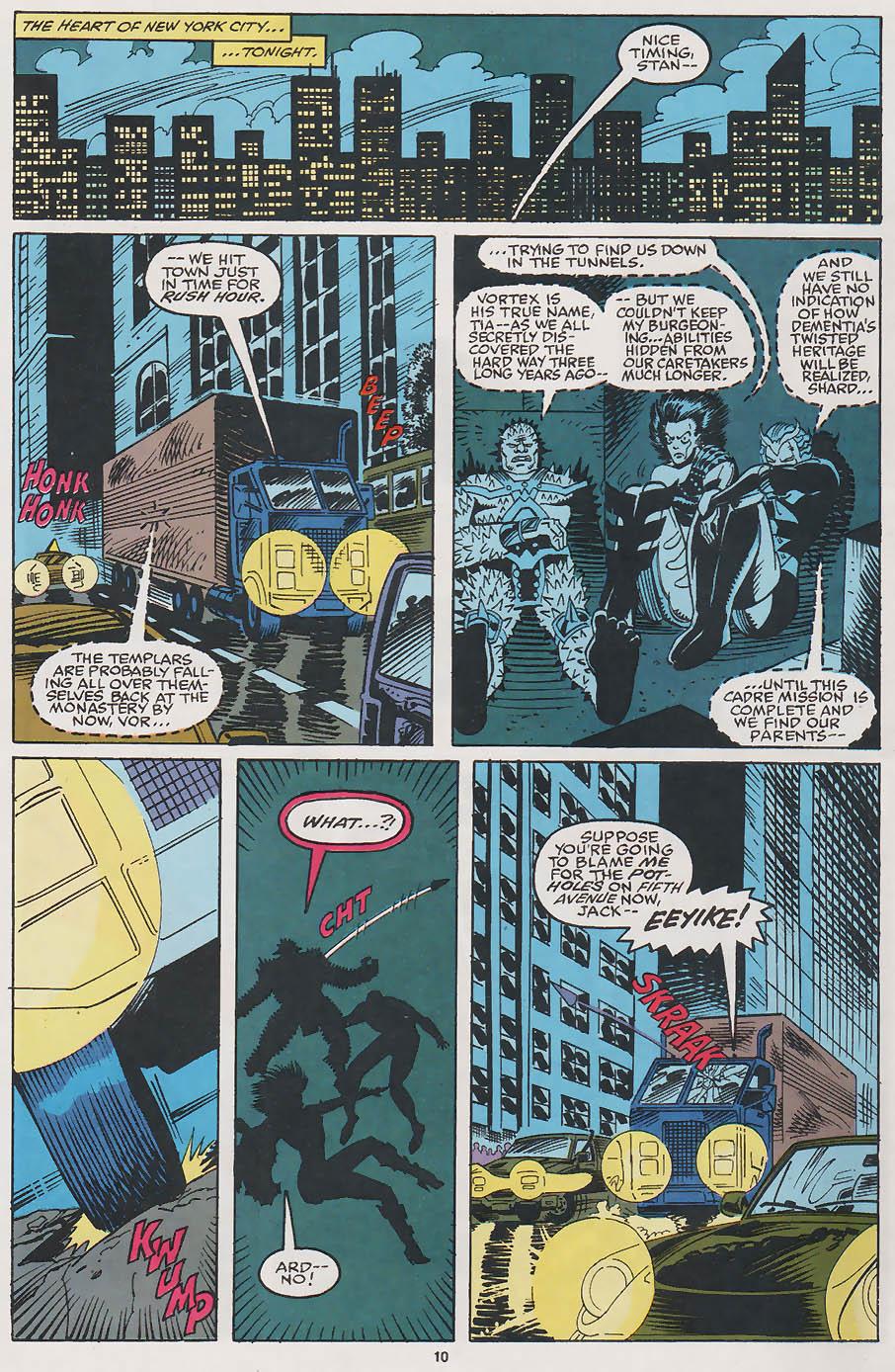 Web of Spider-Man (1985) _Annual 9 #9 - English 9