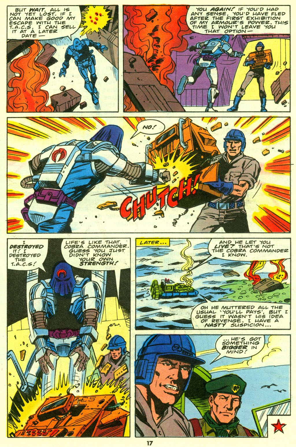 G.I. Joe European Missions issue 14 - Page 18