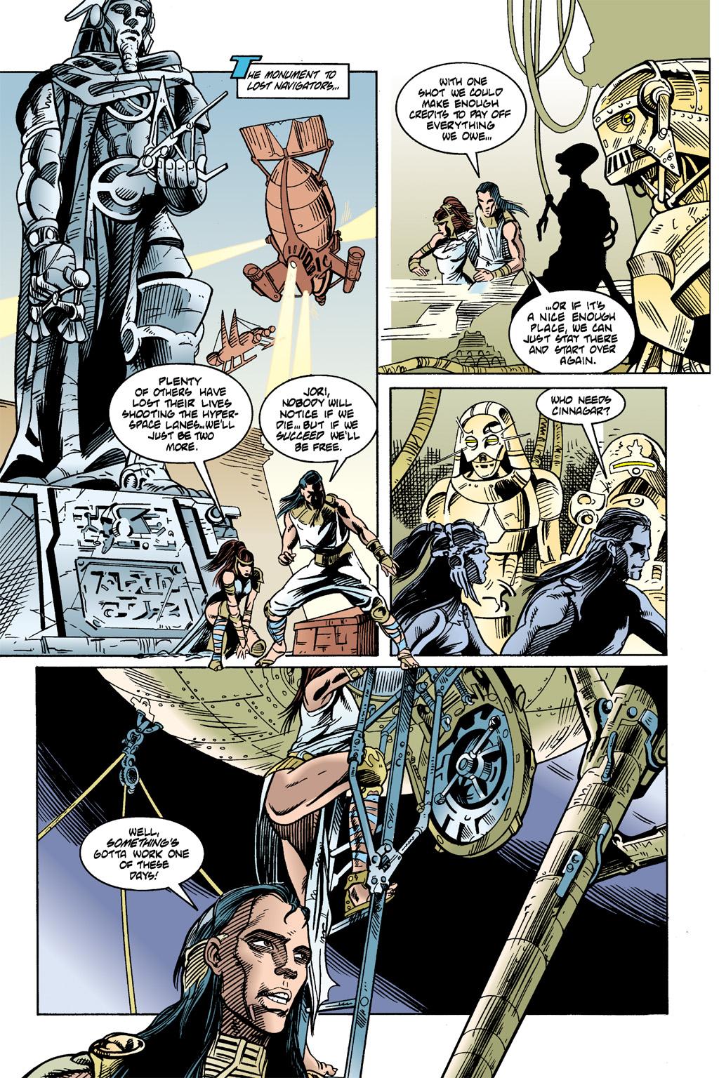 Read online Star Wars Omnibus comic -  Issue # Vol. 4 - 42