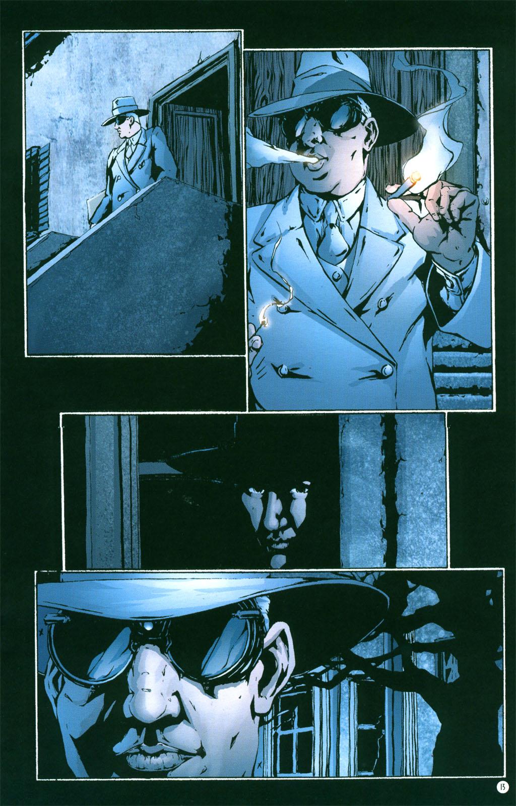 Read online Rex Mundi comic -  Issue #4 - 15