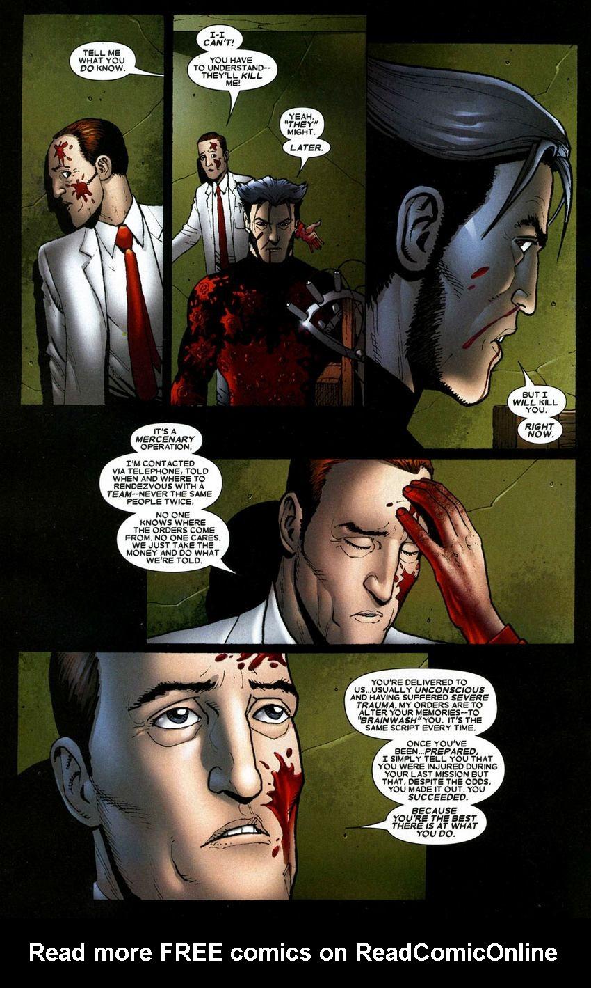Read online Wolverine: Origins comic -  Issue #7 - 15