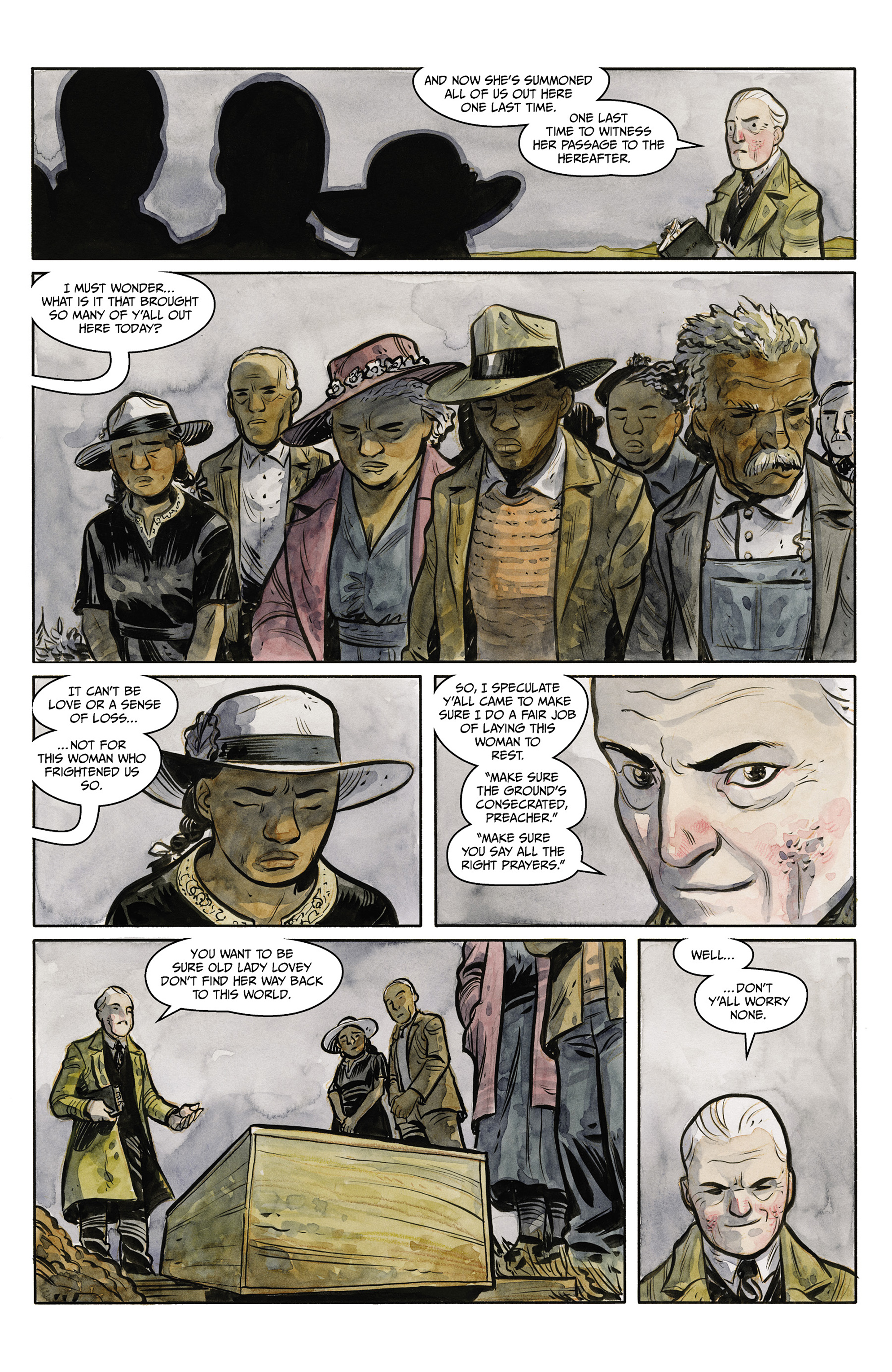 Read online Harrow County comic -  Issue #23 - 3