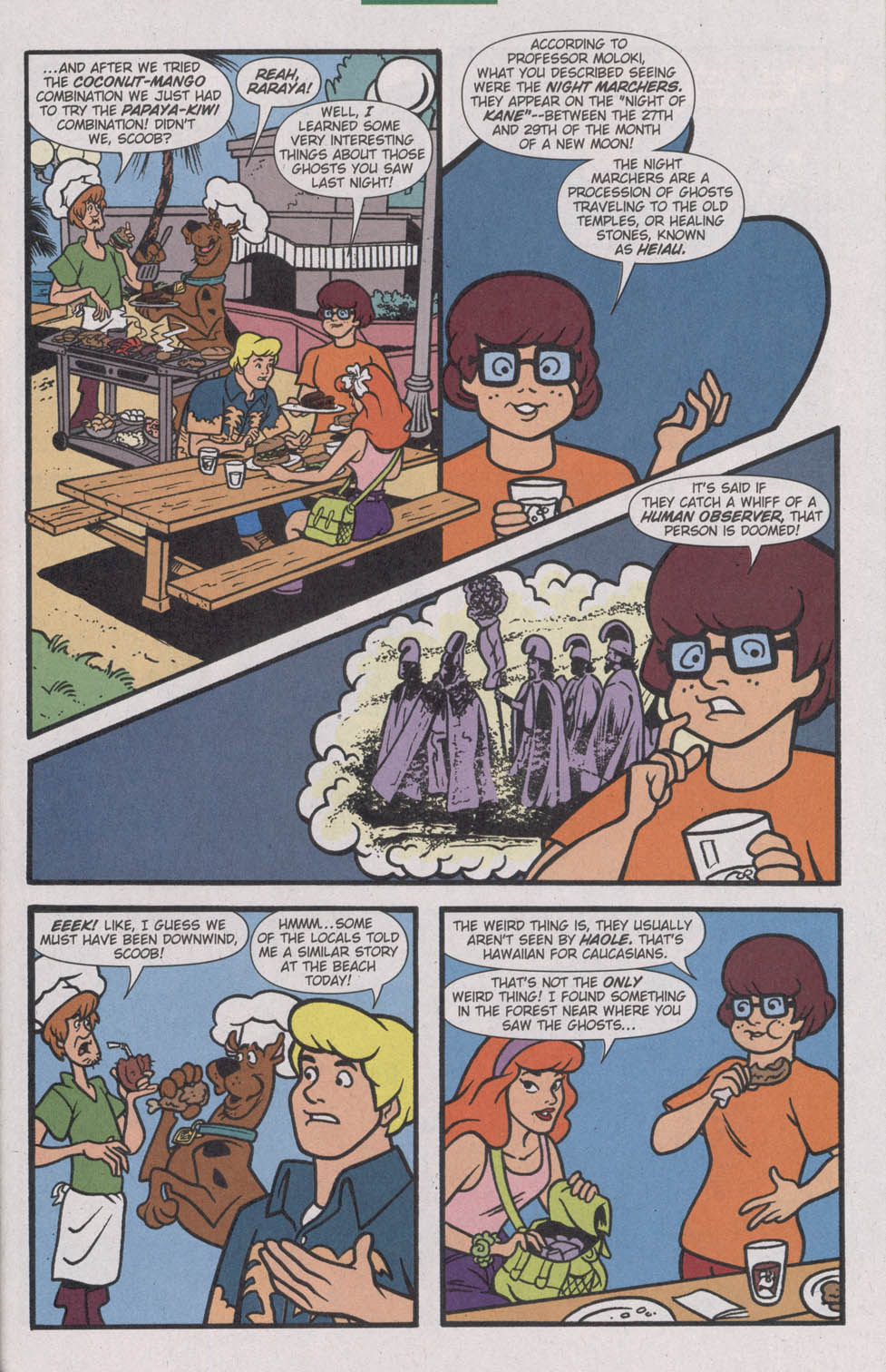 Read online Scooby-Doo (1997) comic -  Issue #77 - 43