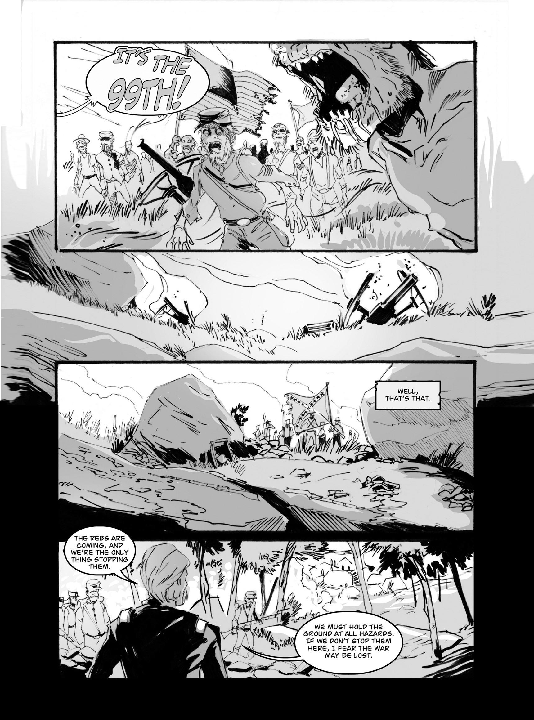 Read online FUBAR comic -  Issue #3 - 133