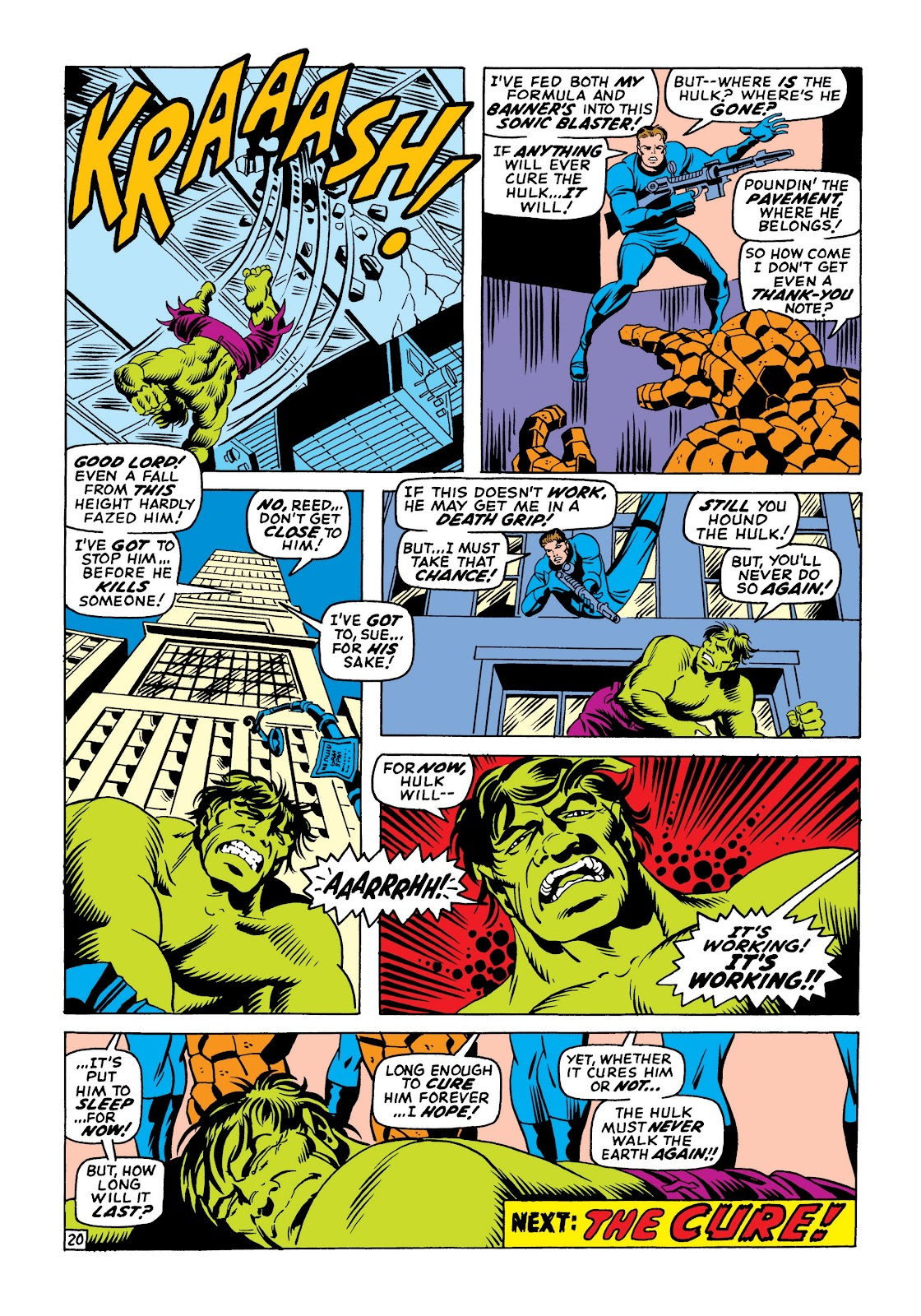 Read online Marvel Masterworks: The Incredible Hulk comic -  Issue # TPB 6 (Part 1) - 29