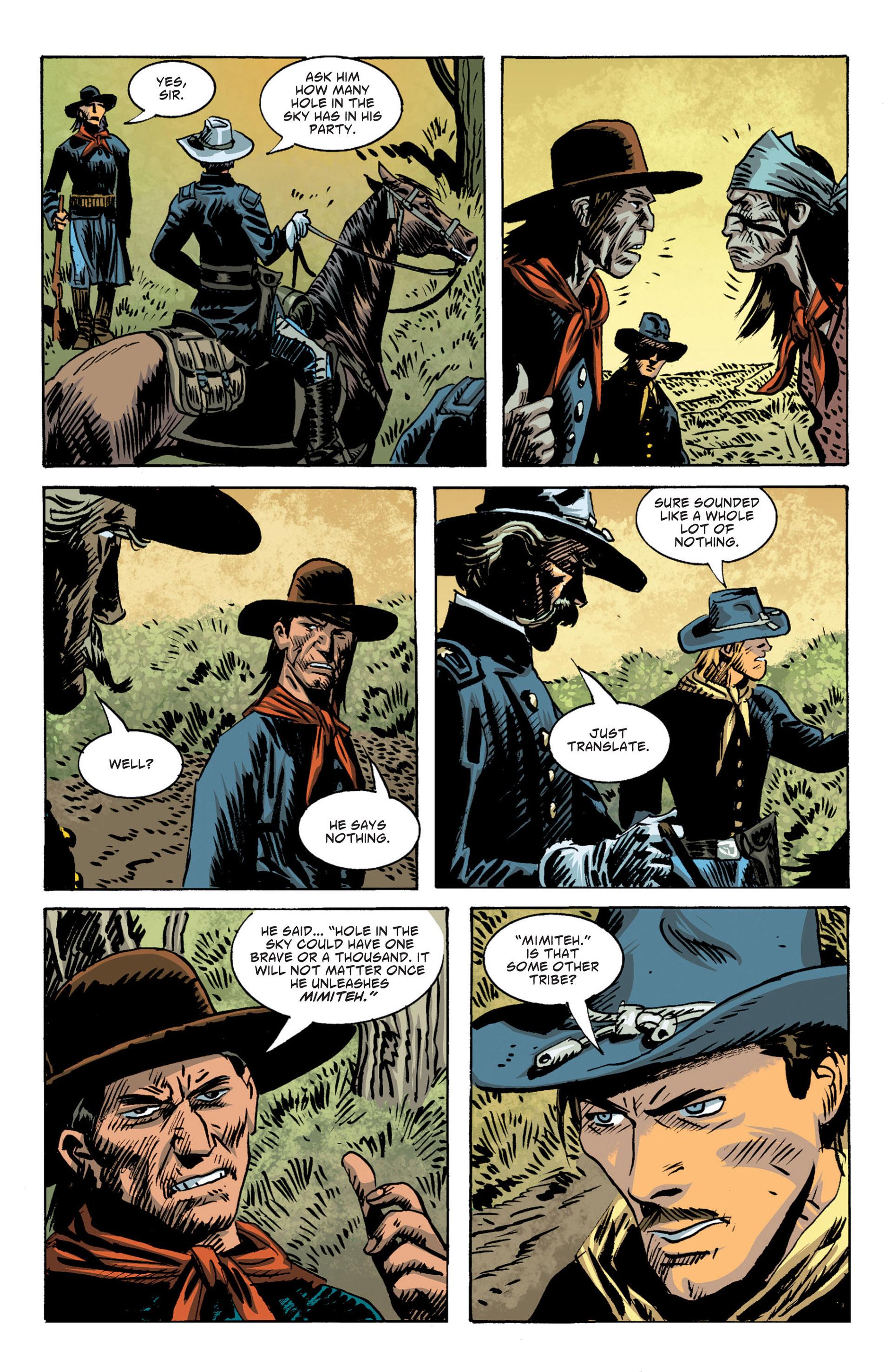 Read online American Vampire comic -  Issue #19 - 13