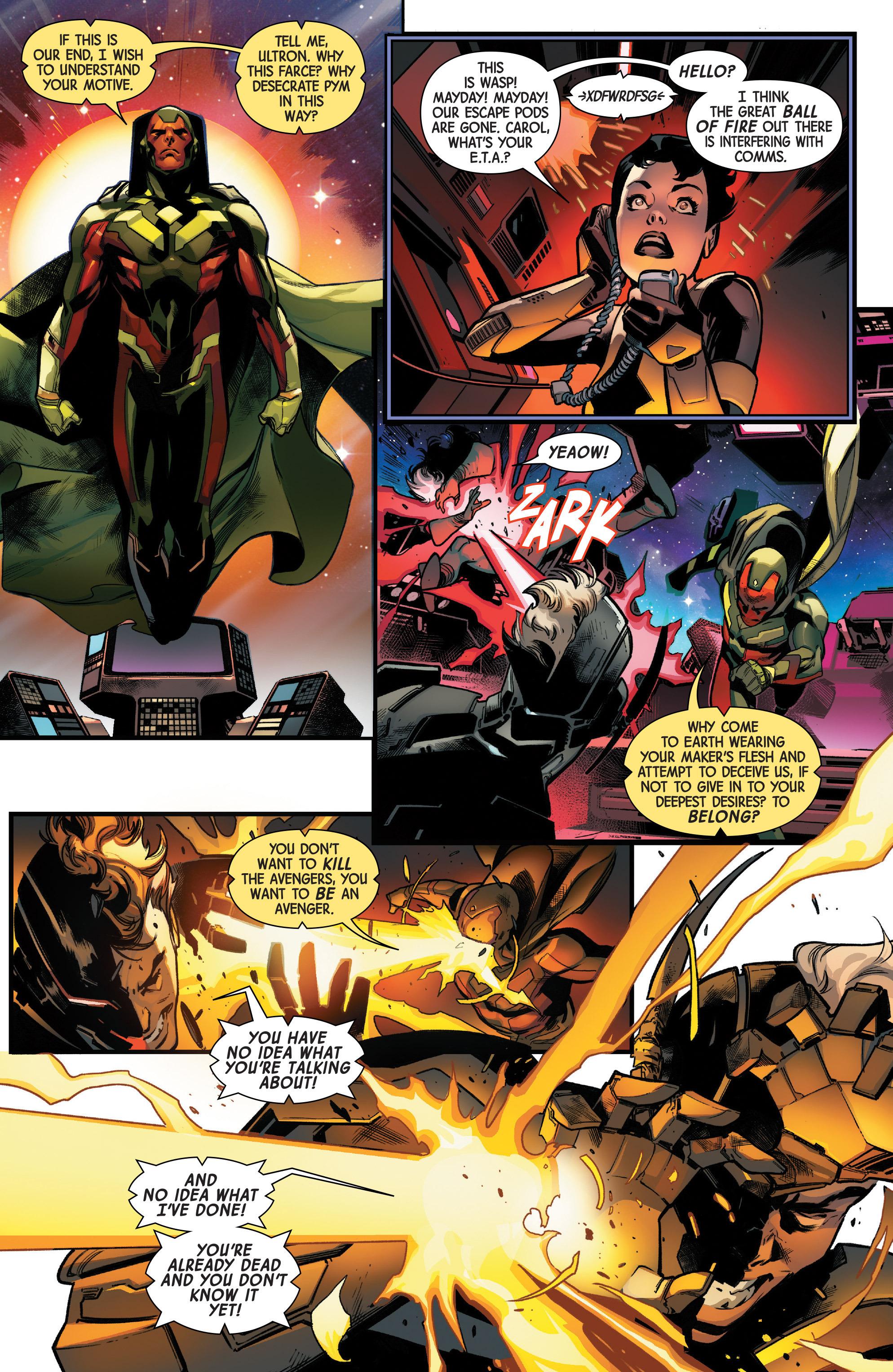 Read online Uncanny Avengers [II] comic -  Issue #12 - 12