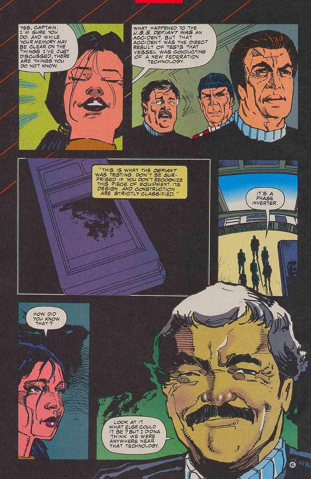 Read online Star Trek (1989) comic -  Issue # _Special 2 - 8