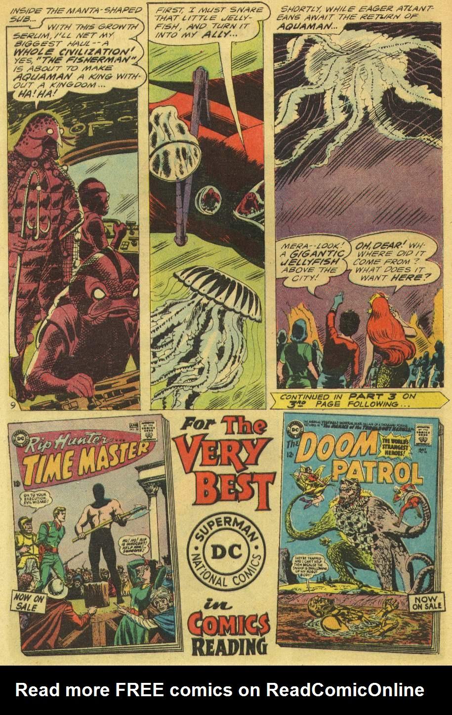 Aquaman (1962) Issue #21 #21 - English 12