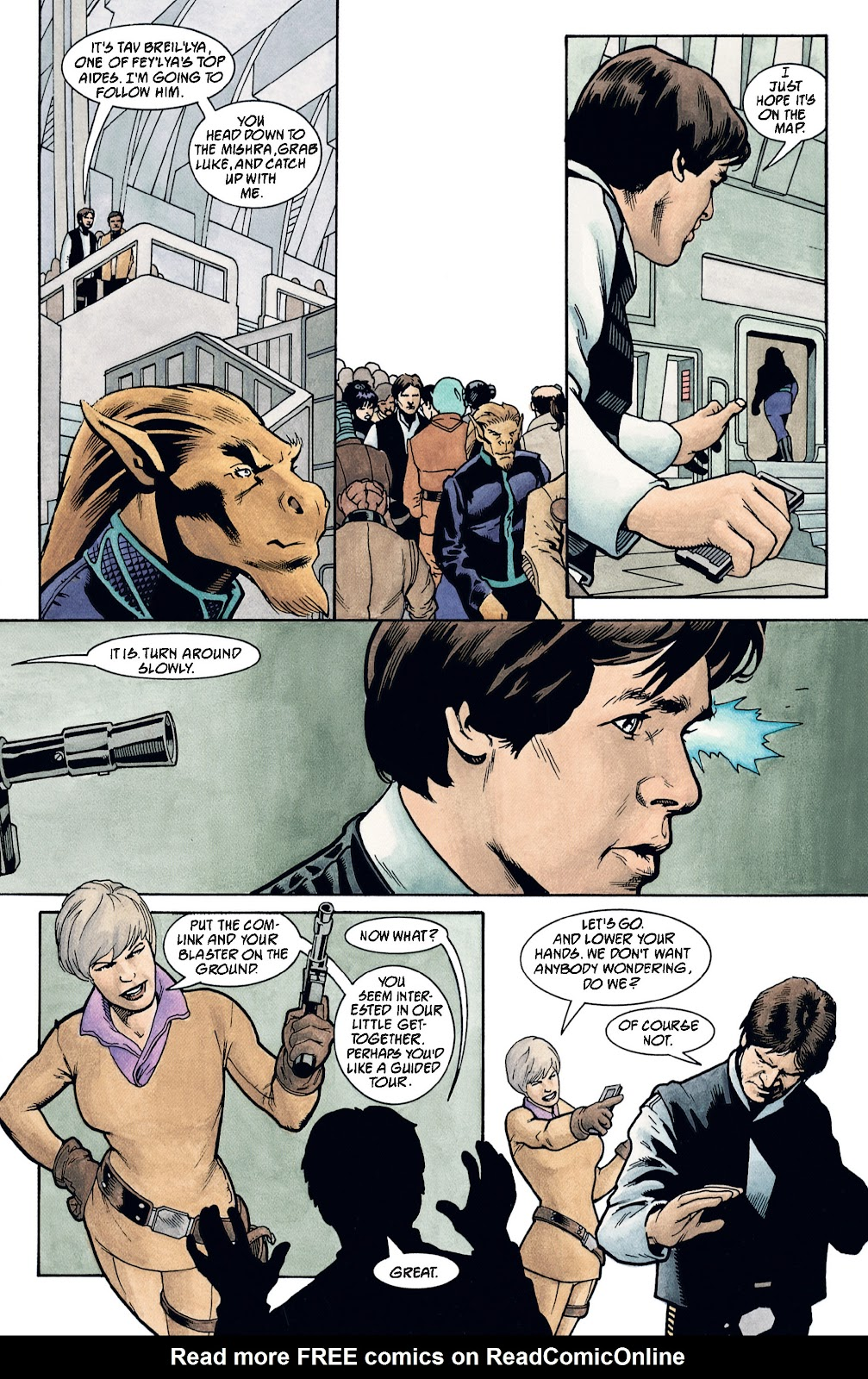 Read online Star Wars Legends: The New Republic - Epic Collection comic -  Issue # TPB 4 (Part 2) - 79