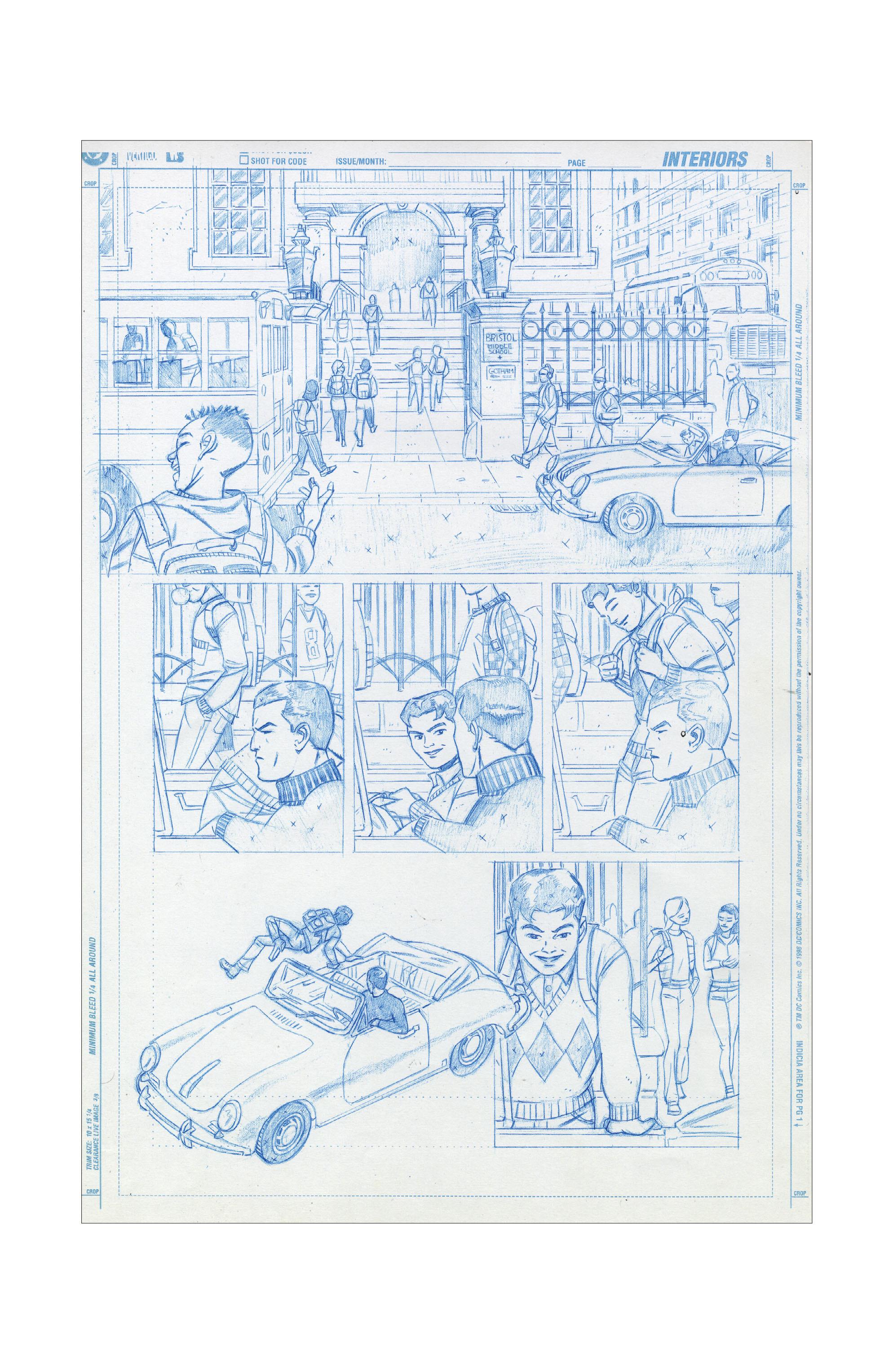 Read online Batgirl/Robin: Year One comic -  Issue # TPB 2 - 209