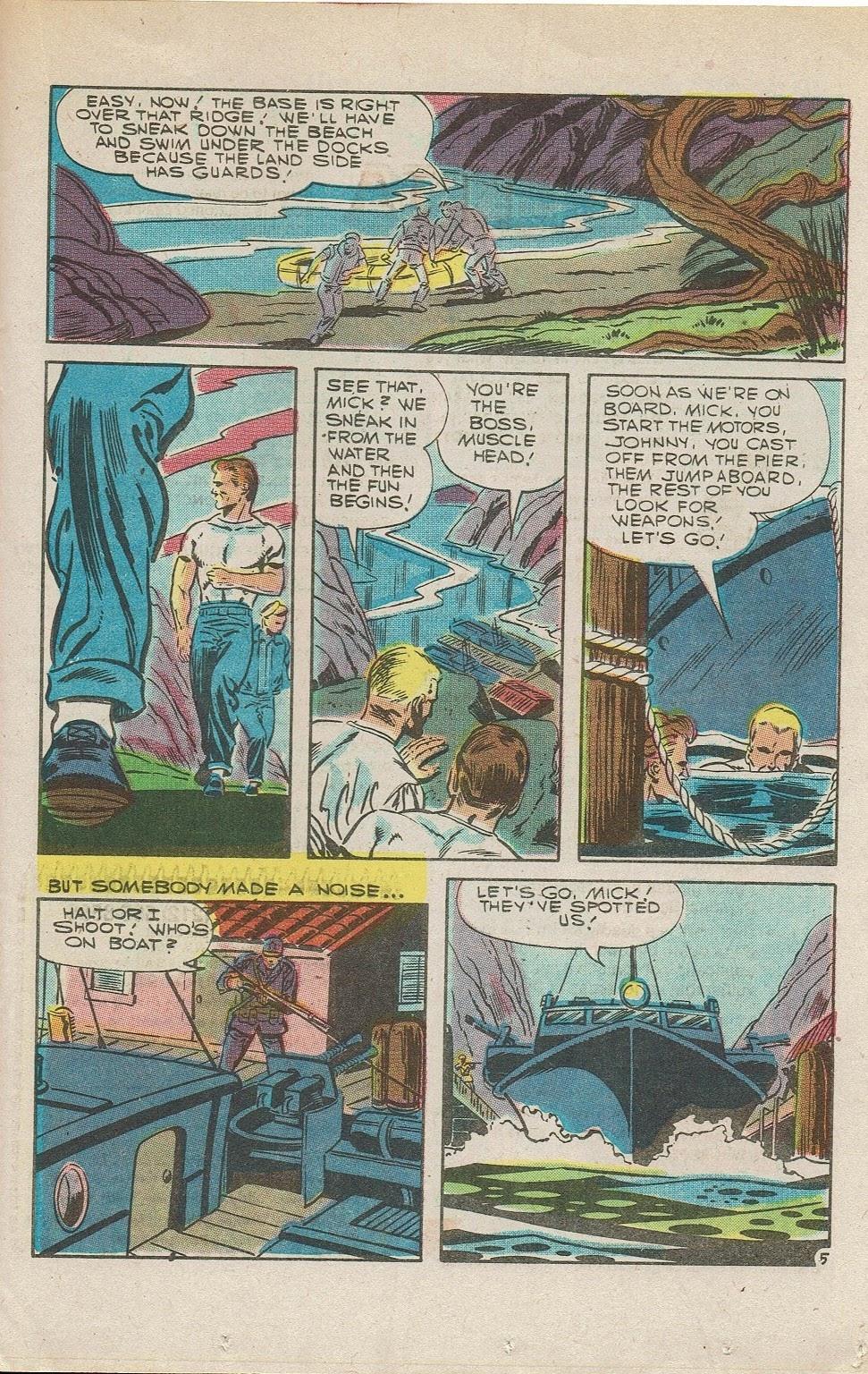 Read online Fightin' Navy comic -  Issue #126 - 15