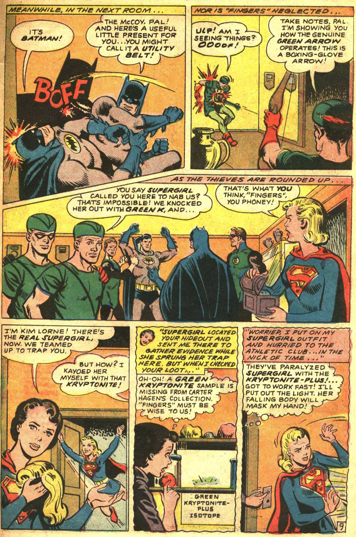 Read online Action Comics (1938) comic -  Issue #350 - 27