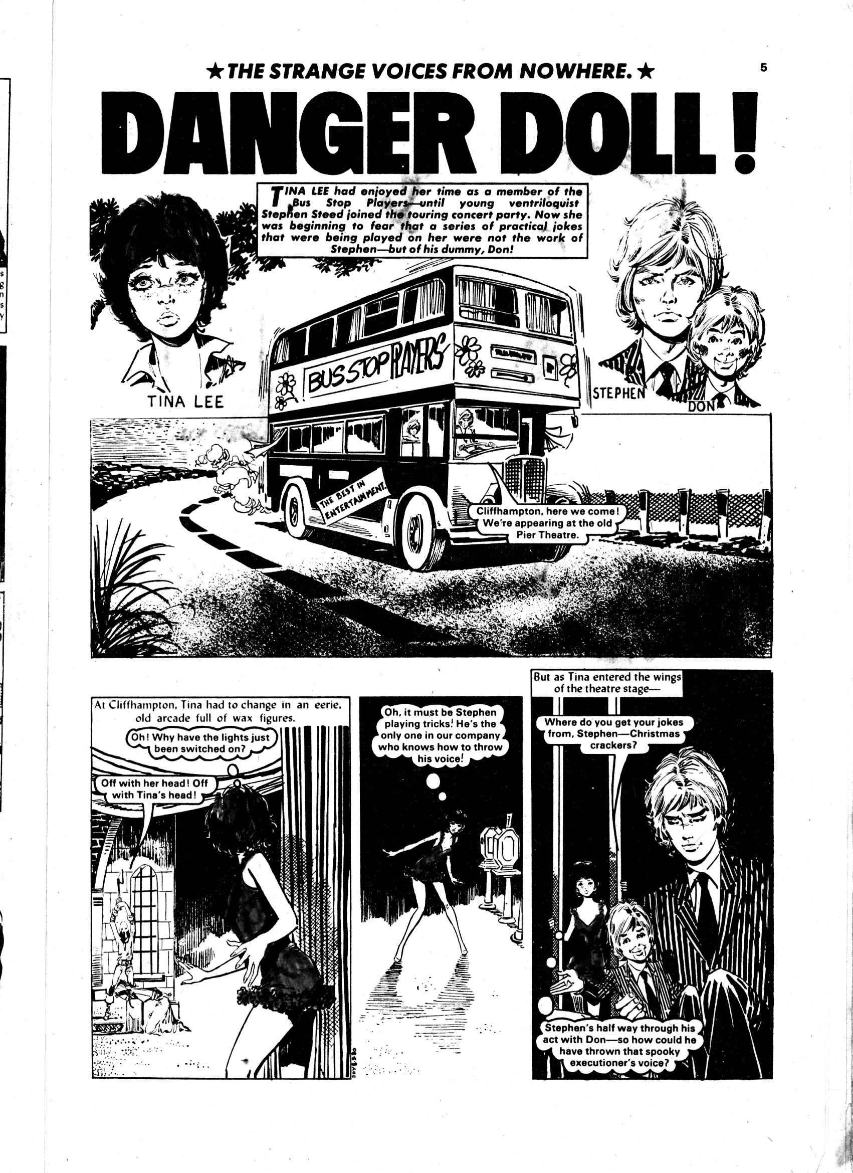 Read online Judy comic -  Issue #1052 - 5