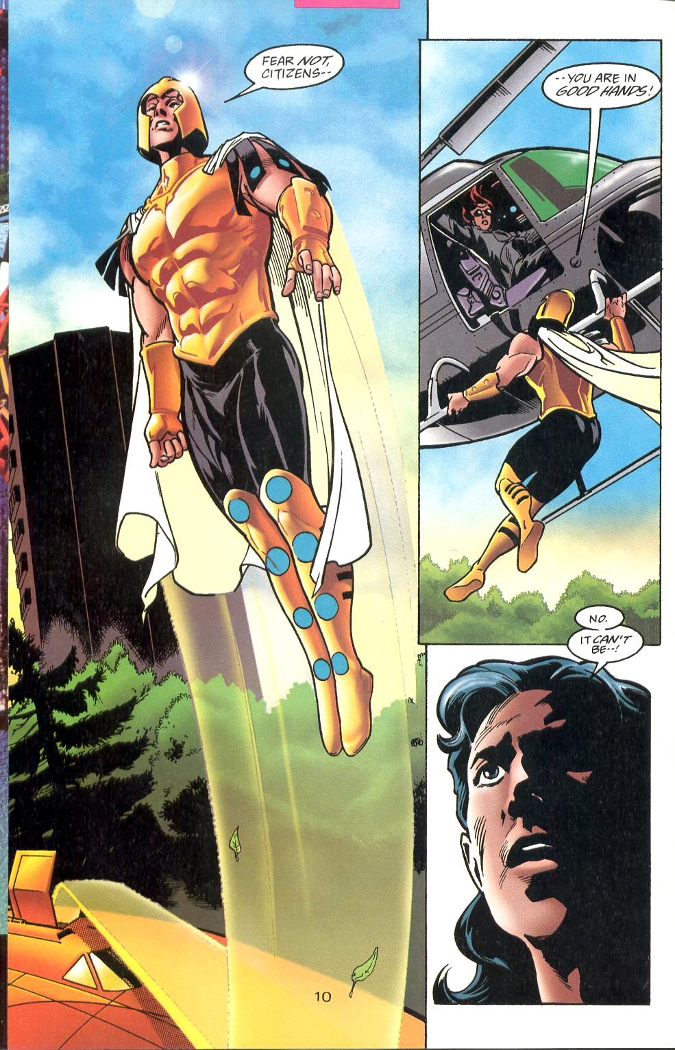 Read online Adventures of Superman (1987) comic -  Issue #527 - 11
