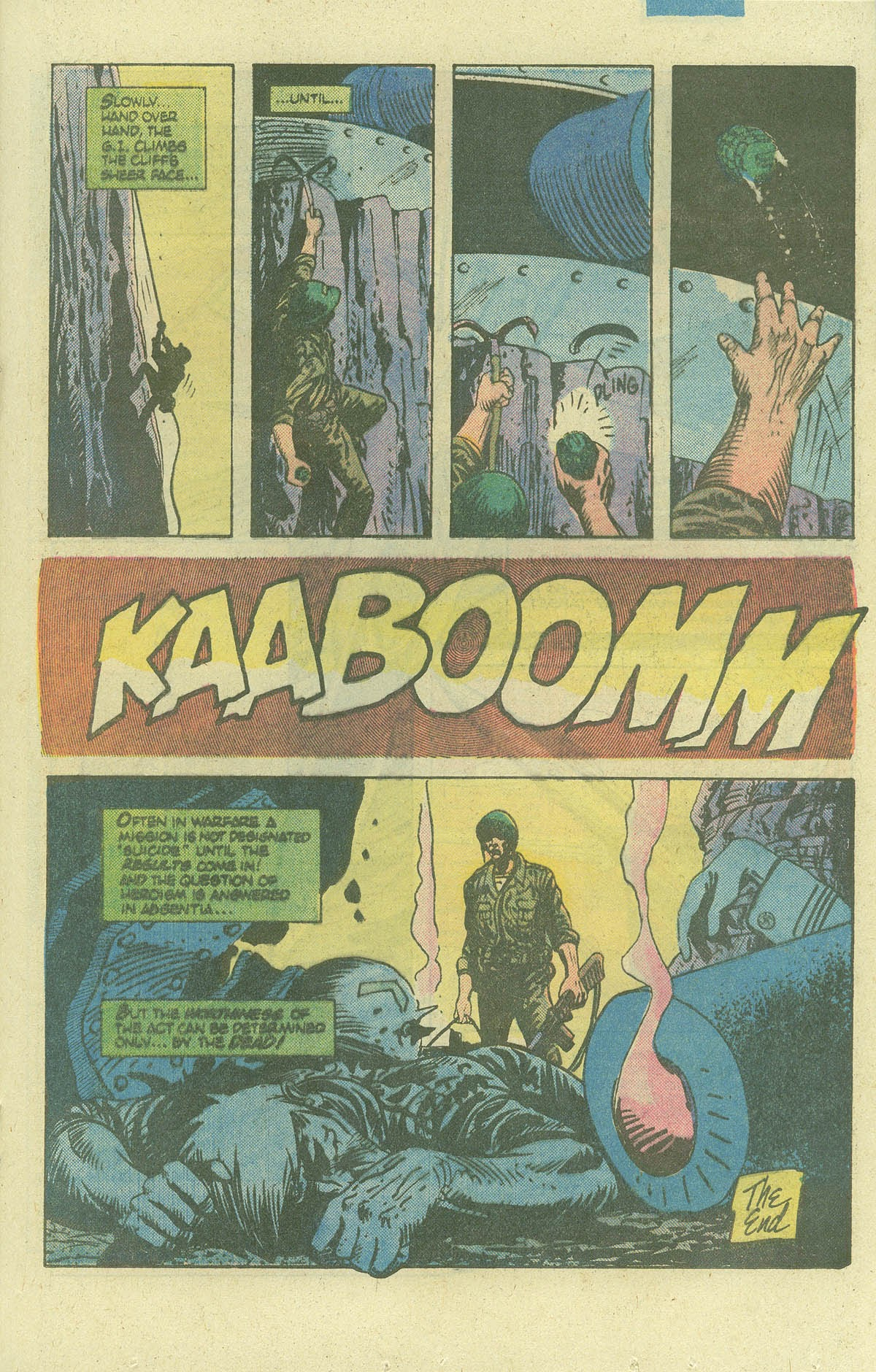 Read online Sgt. Rock comic -  Issue #386 - 16