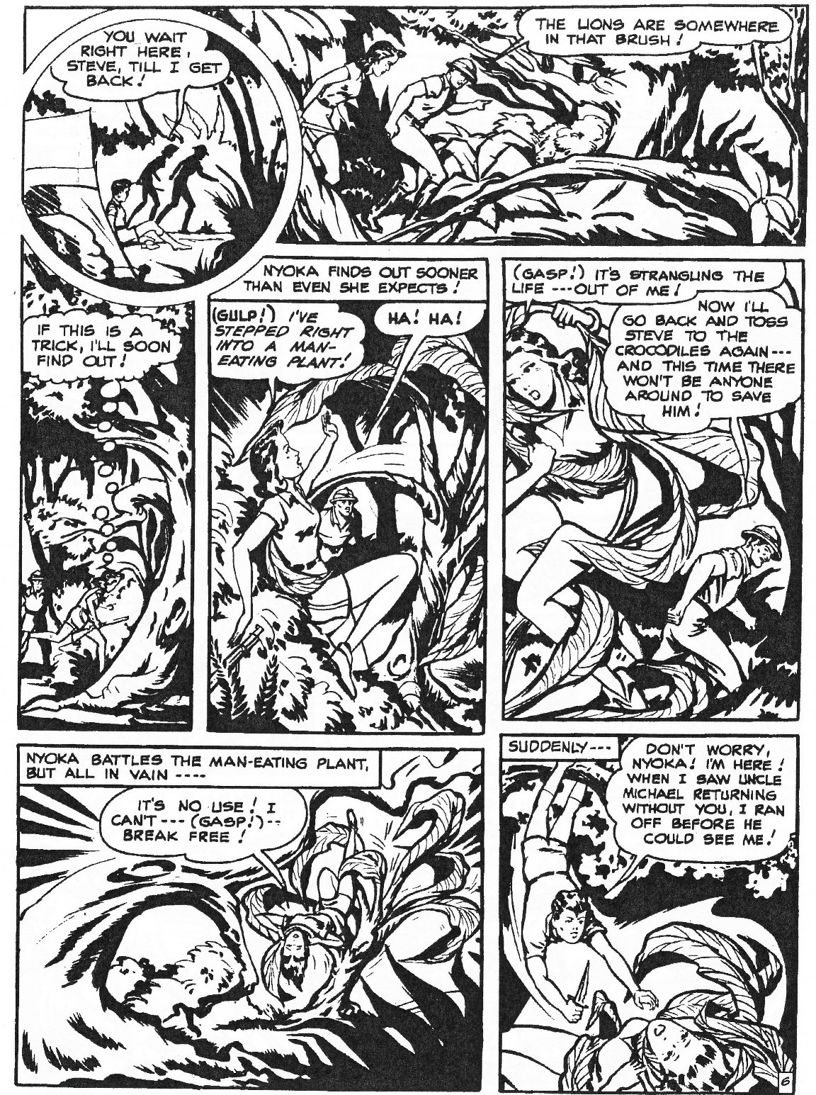 Read online Men of Mystery Comics comic -  Issue #81 - 224