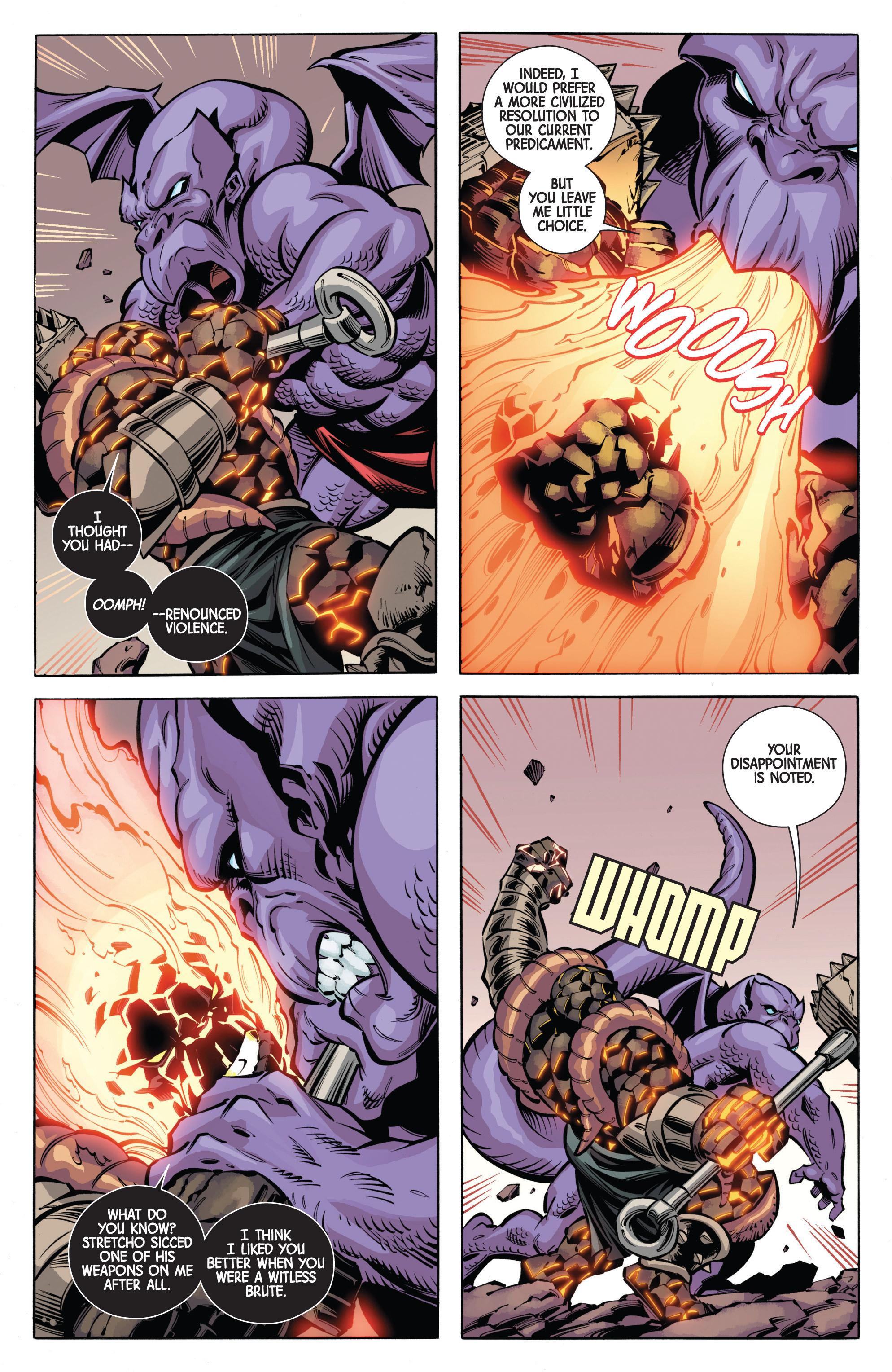Read online Fear Itself: FF comic -  Issue # Full - 18
