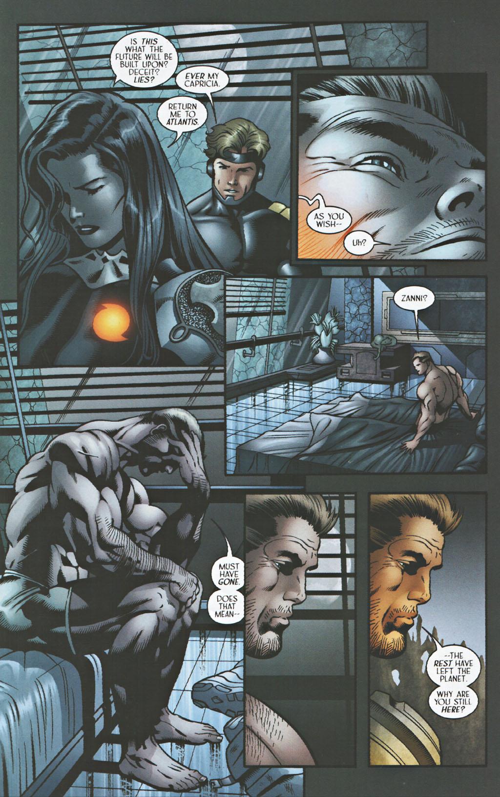 Read online Sigil (2000) comic -  Issue #41 - 17