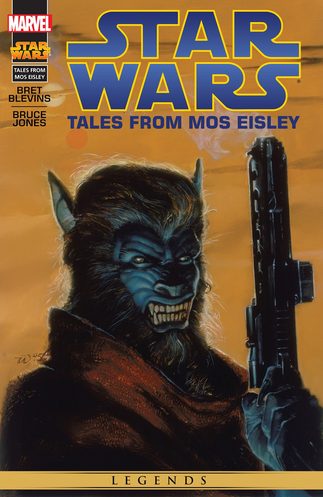 Read online Star Wars: Tales from Mos Eisley comic -  Issue # Full - 1