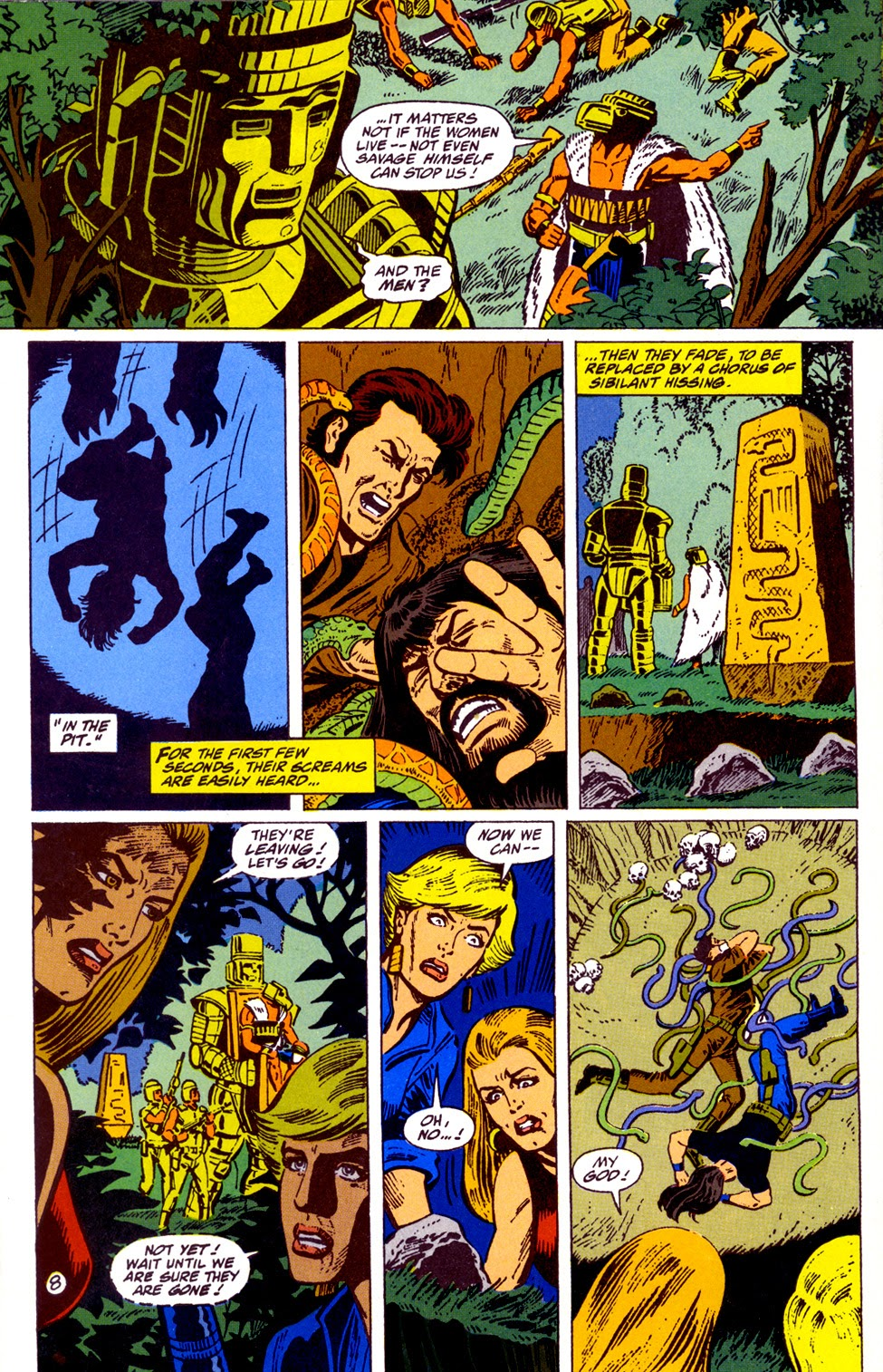 Doc Savage (1988) issue 10 - Page 10