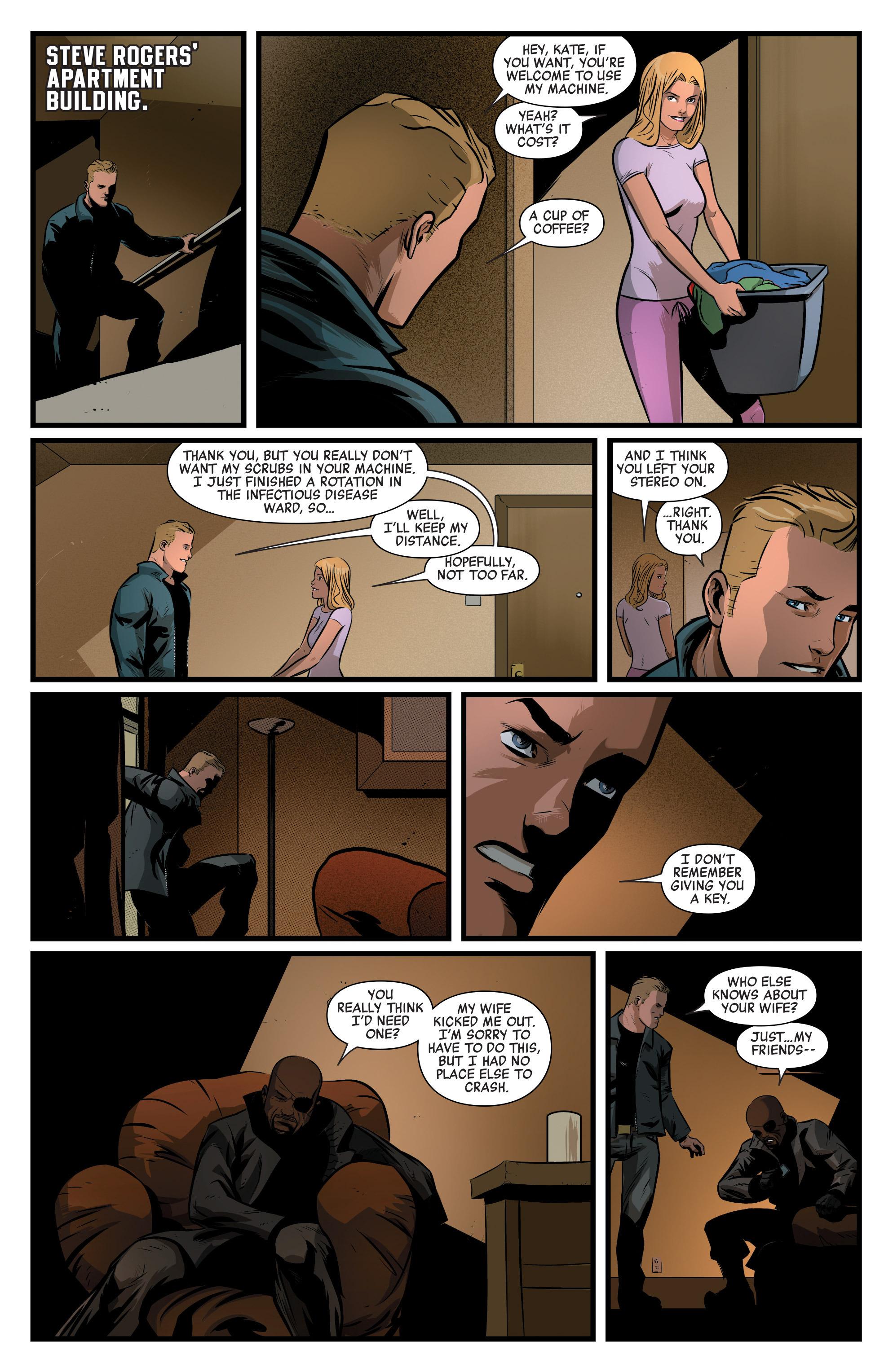 Read online Captain America: Civil War Prelude comic -  Issue #3 - 11