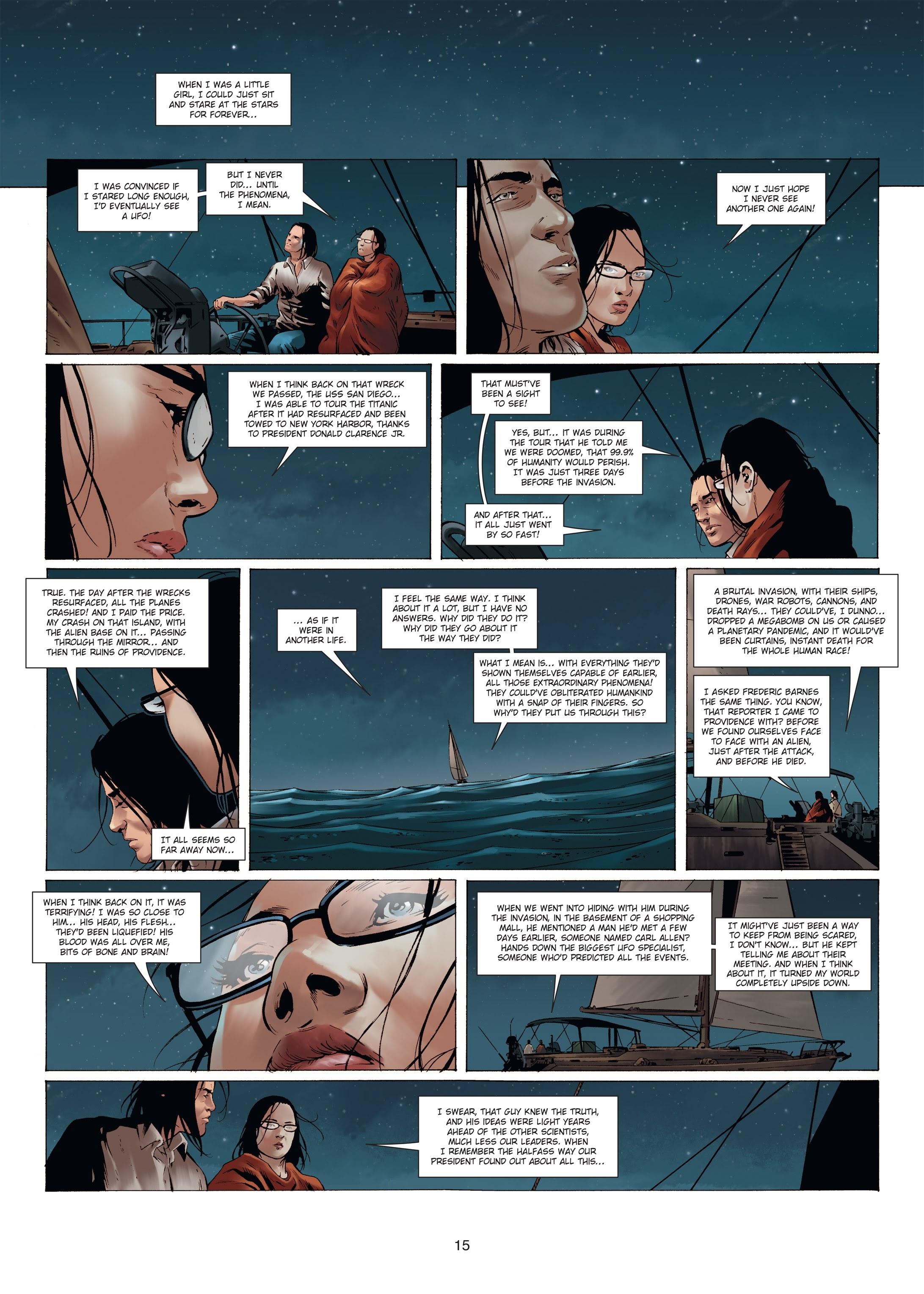 Promethee #15 #5 - English 15