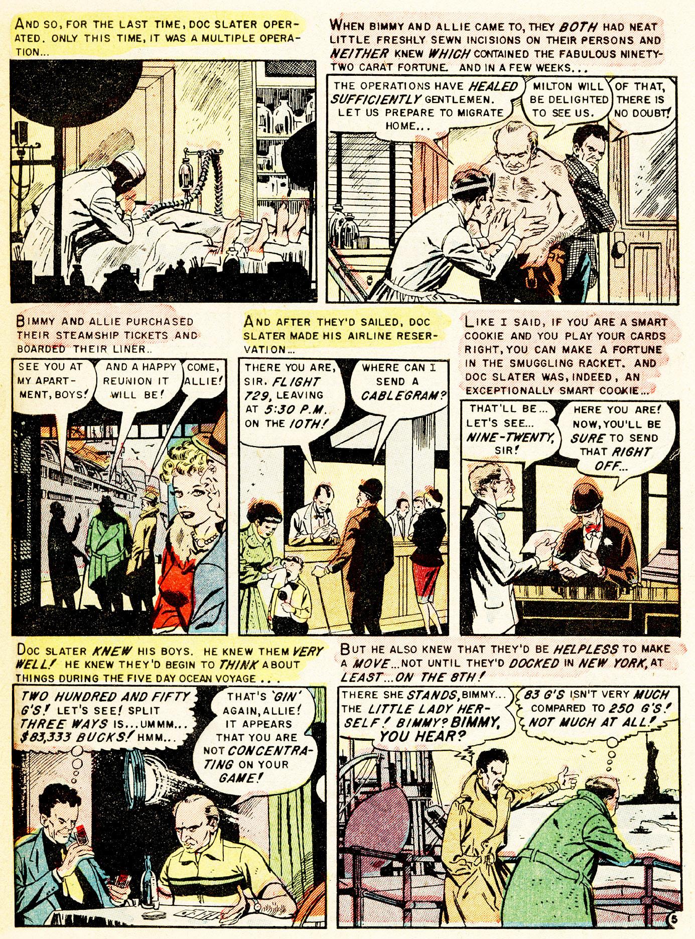 Read online Shock SuspenStories comic -  Issue #17 - 31