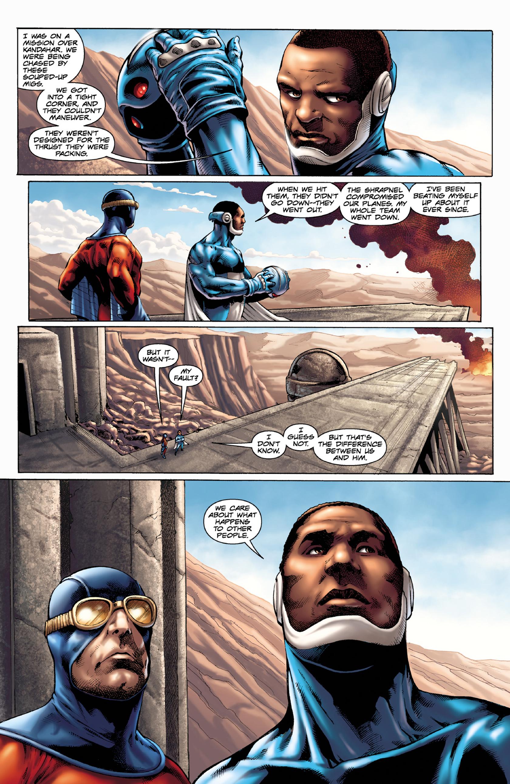 Read online Skyman comic -  Issue #4 - 15