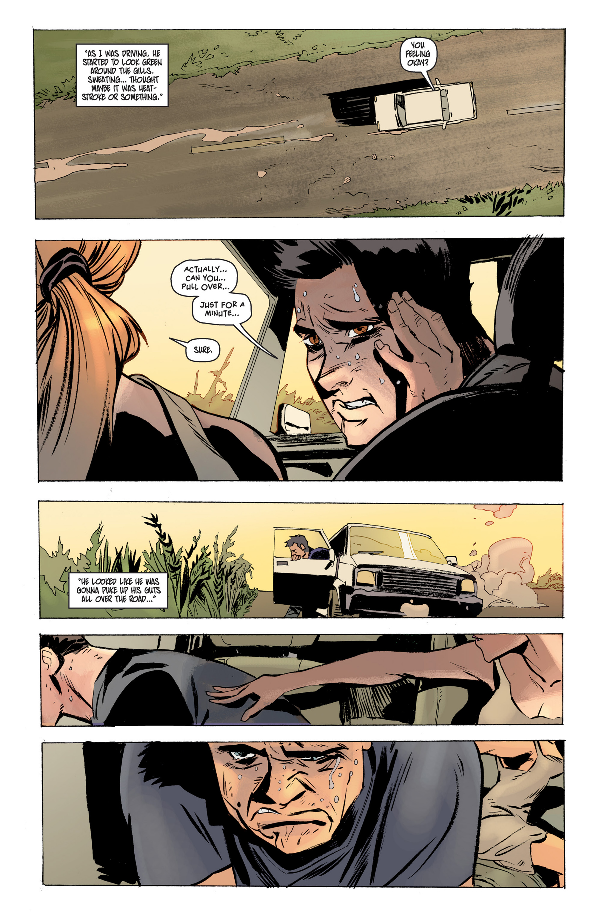 Read online Cannibal comic -  Issue #6 - 16