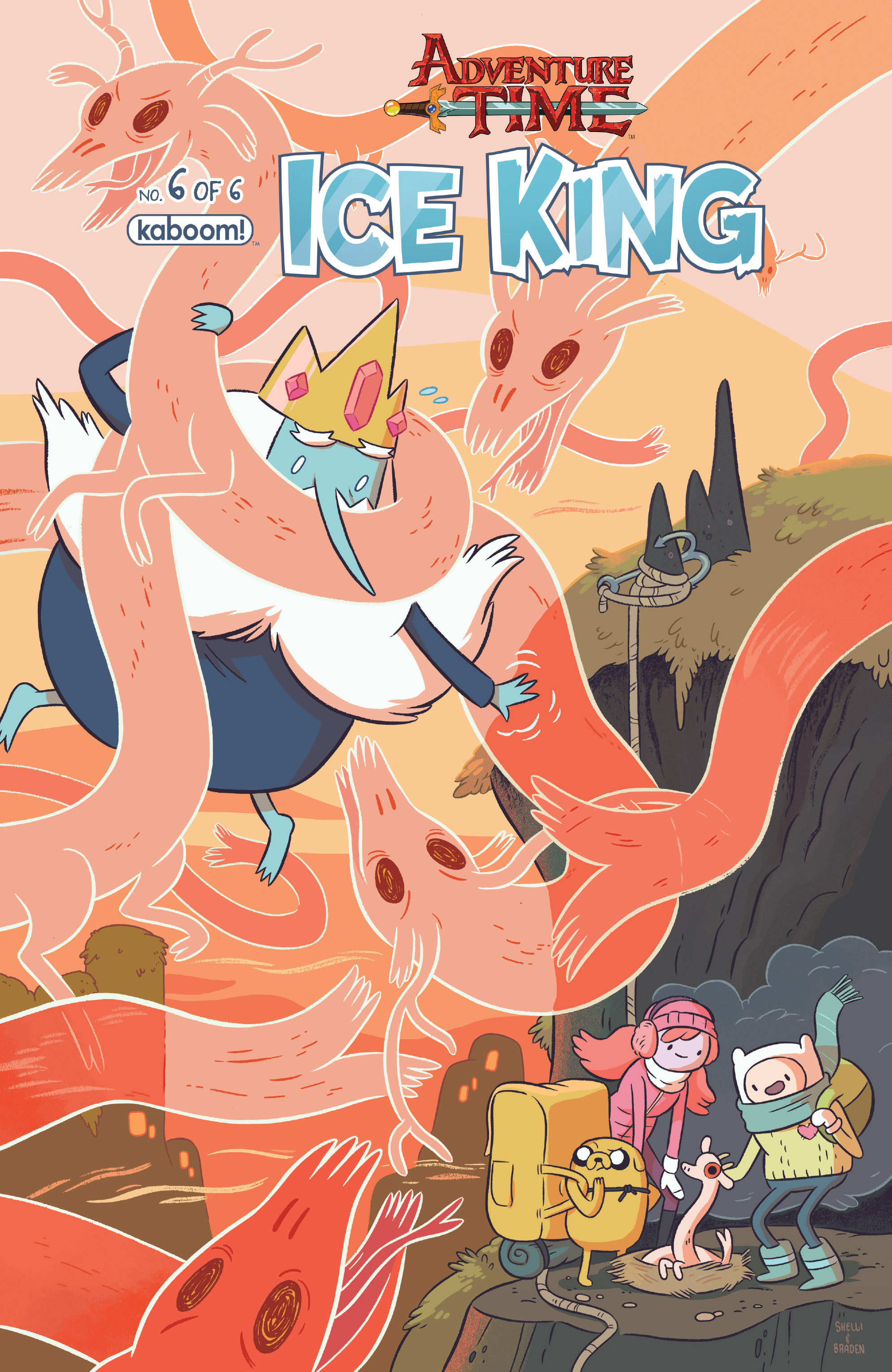 Adventure Time: Ice King 6 Page 1
