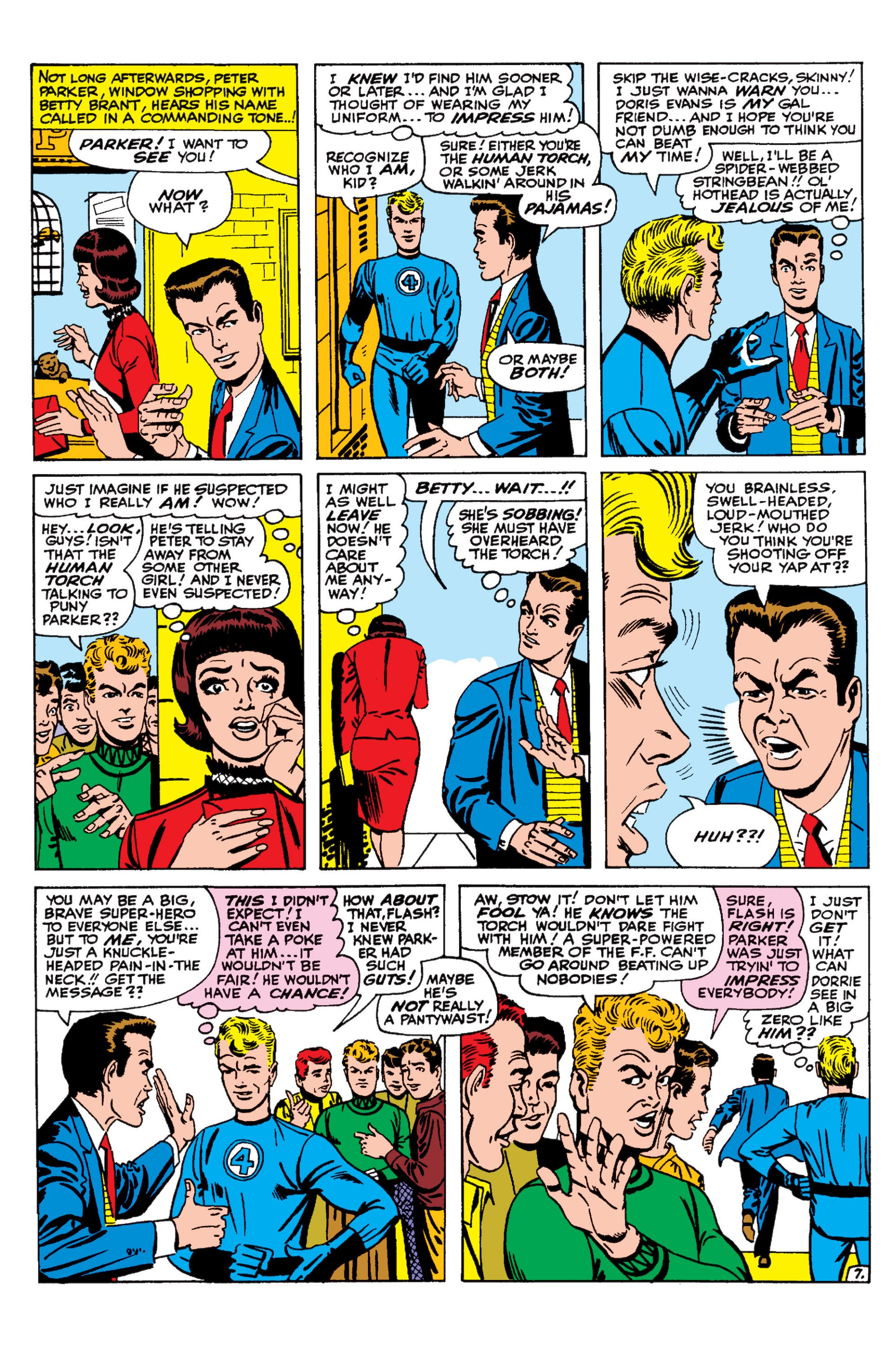 The Amazing Spider-Man (1963) 21 Page 7