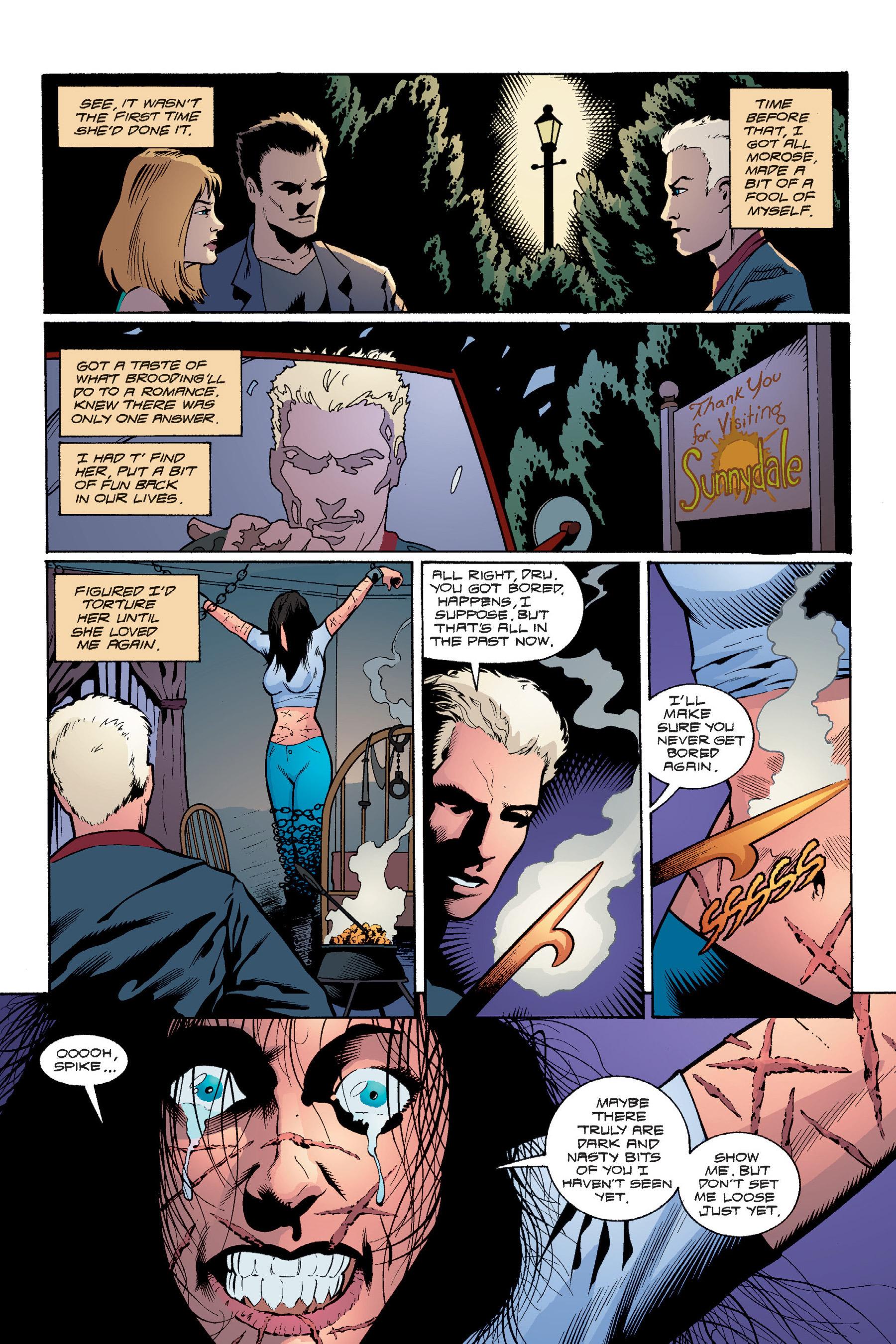 Read online Buffy the Vampire Slayer: Omnibus comic -  Issue # TPB 4 - 267