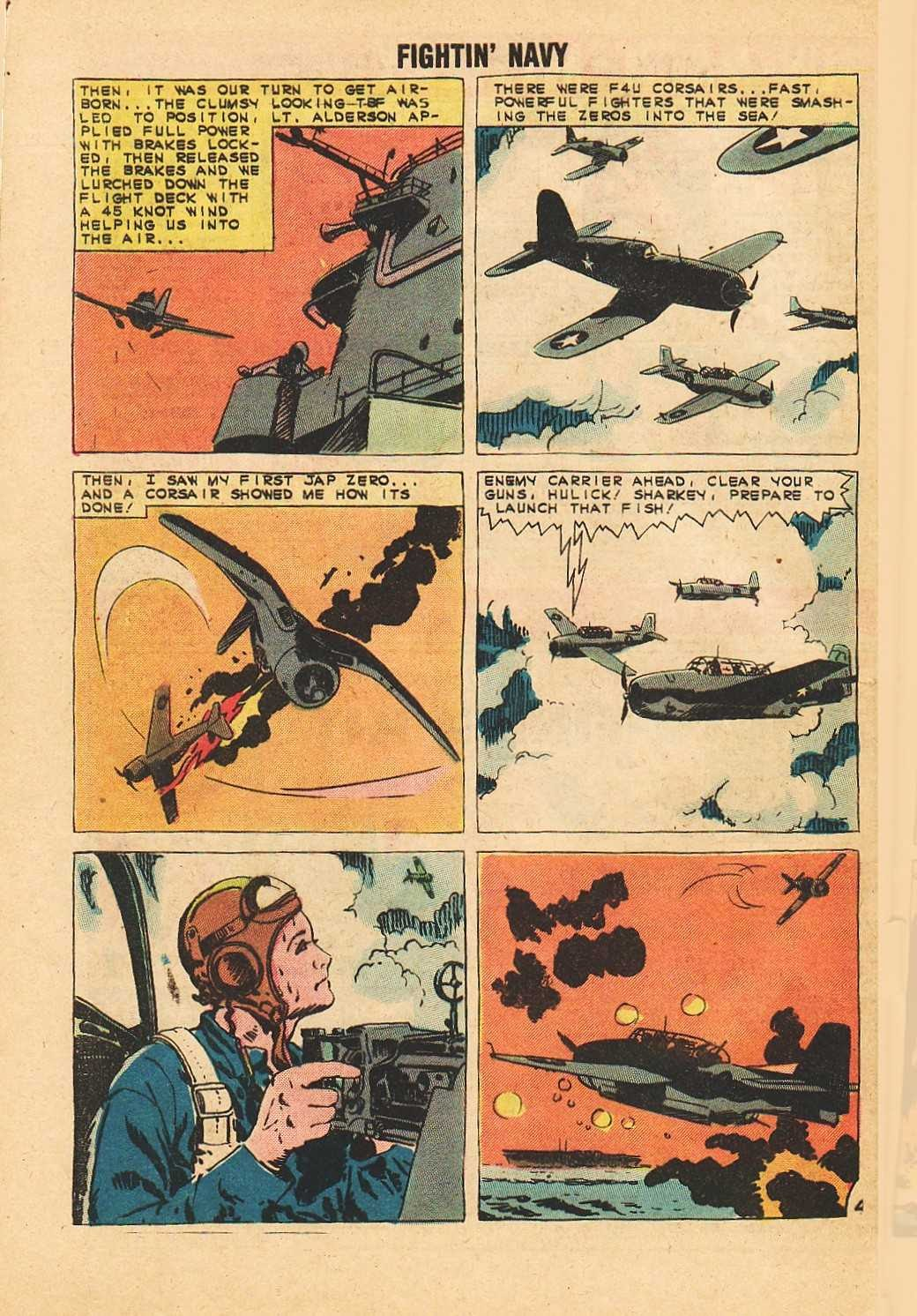 Read online Fightin' Navy comic -  Issue #113 - 32