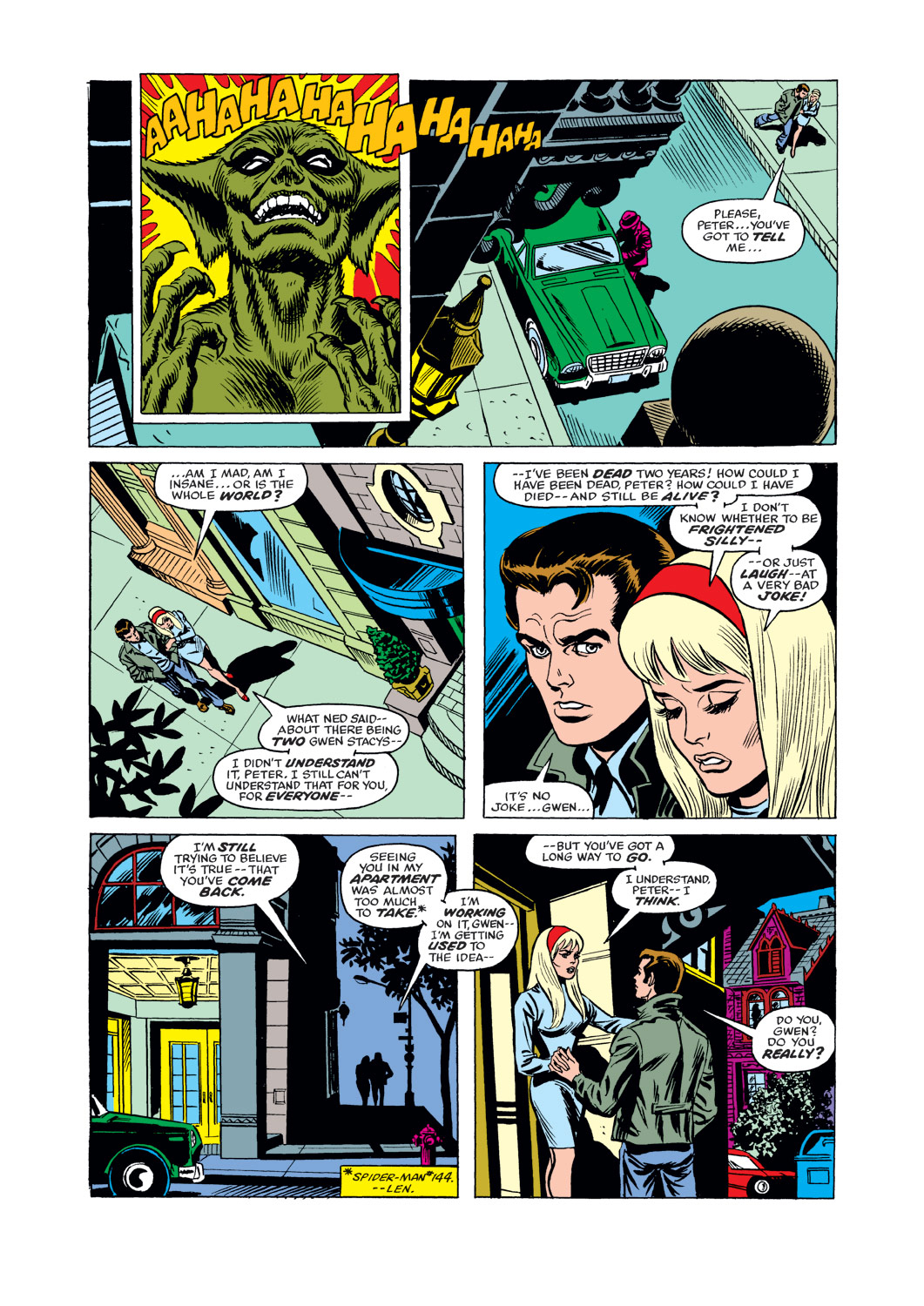 The Amazing Spider-Man (1963) 146 Page 3
