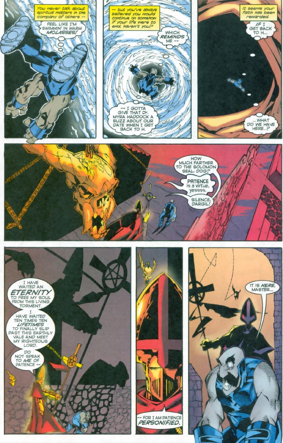 Read online Alpha Flight (1997) comic -  Issue #16 - 18