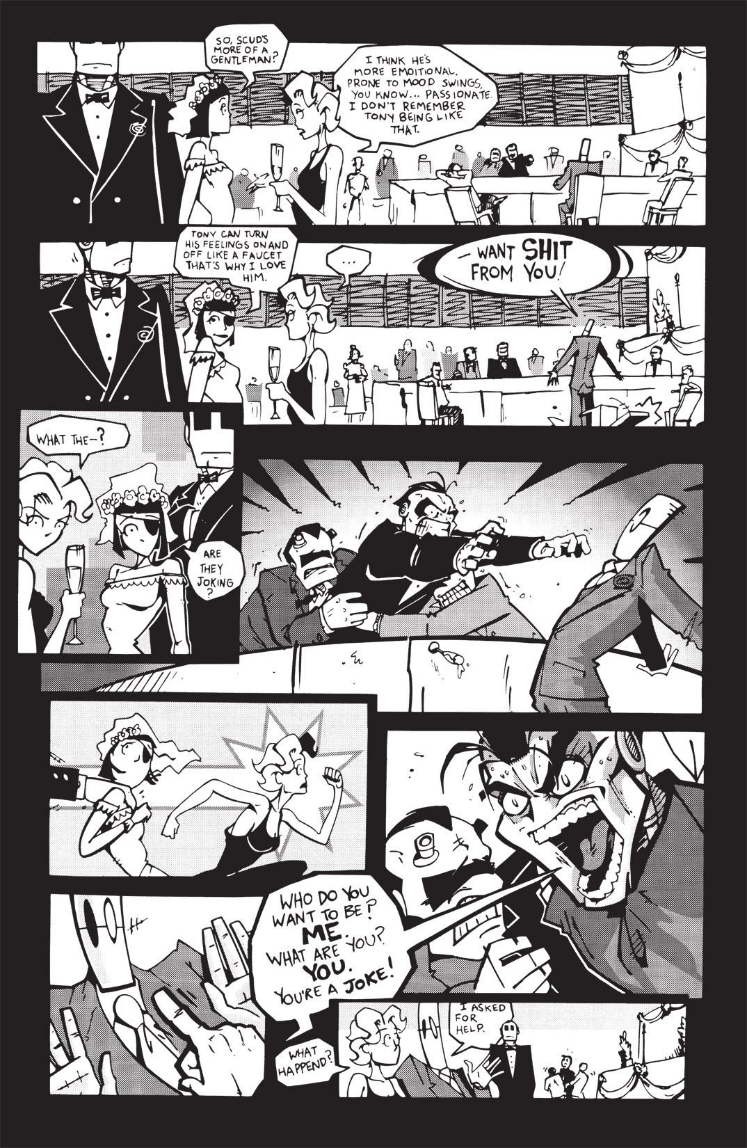 Read online Scud: The Disposable Assassin: The Whole Shebang comic -  Issue # TPB (Part 3) - 80