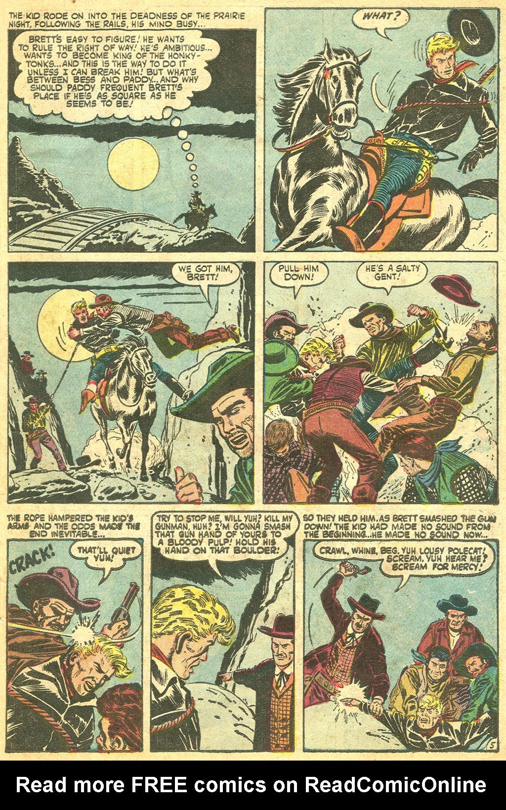 Read online Two-Gun Kid comic -  Issue #11 - 7