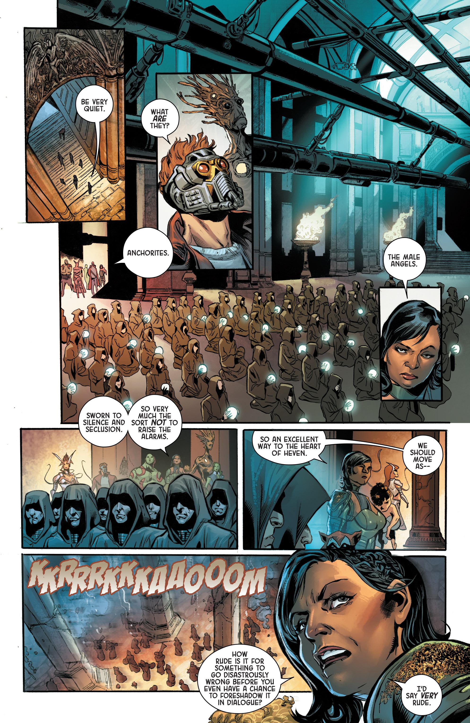 Read online Angela: Asgard's Assassin comic -  Issue #5 - 10