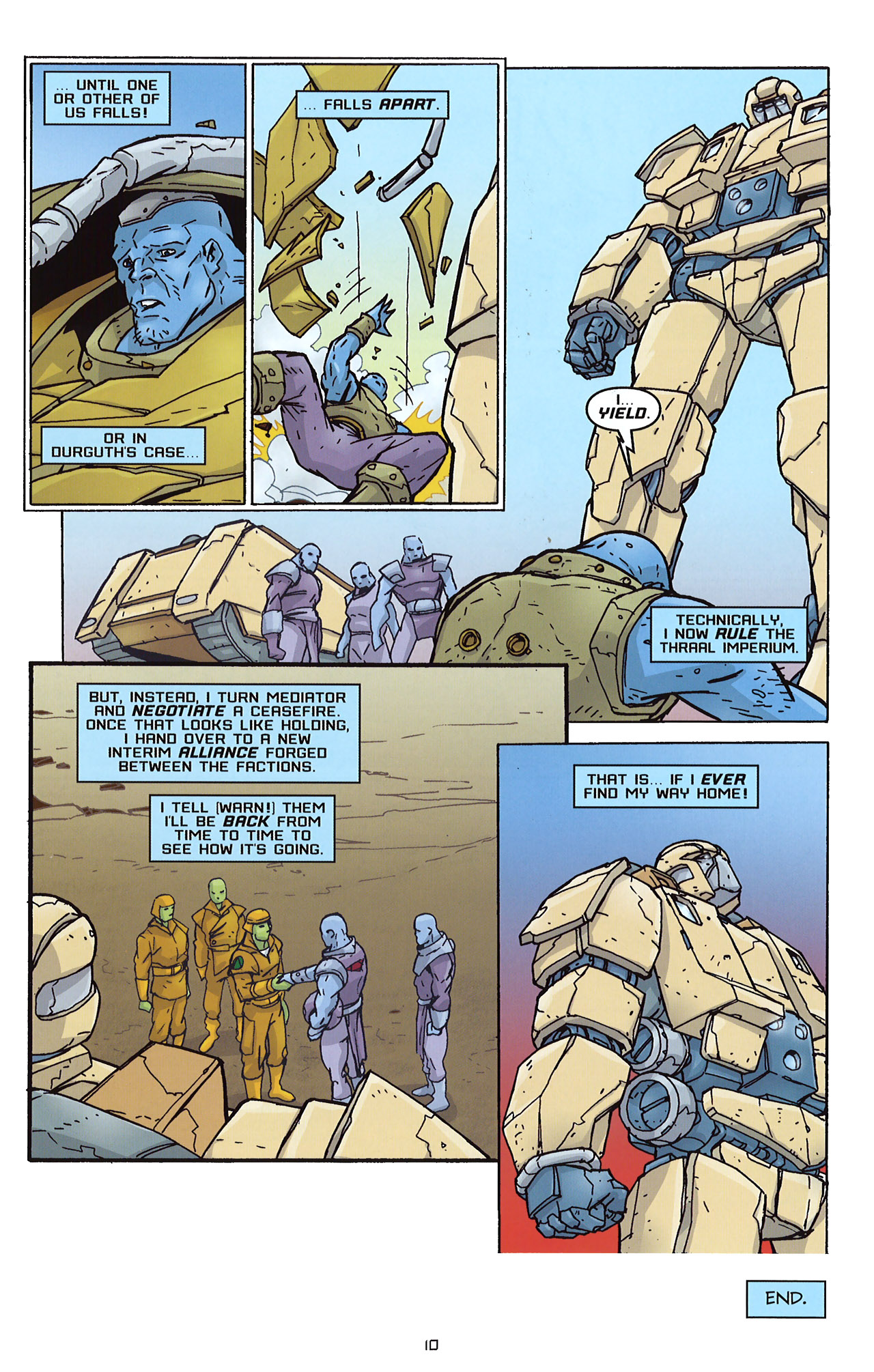 Read online Transformers: Saga of the Allspark comic -  Issue #2 - 13