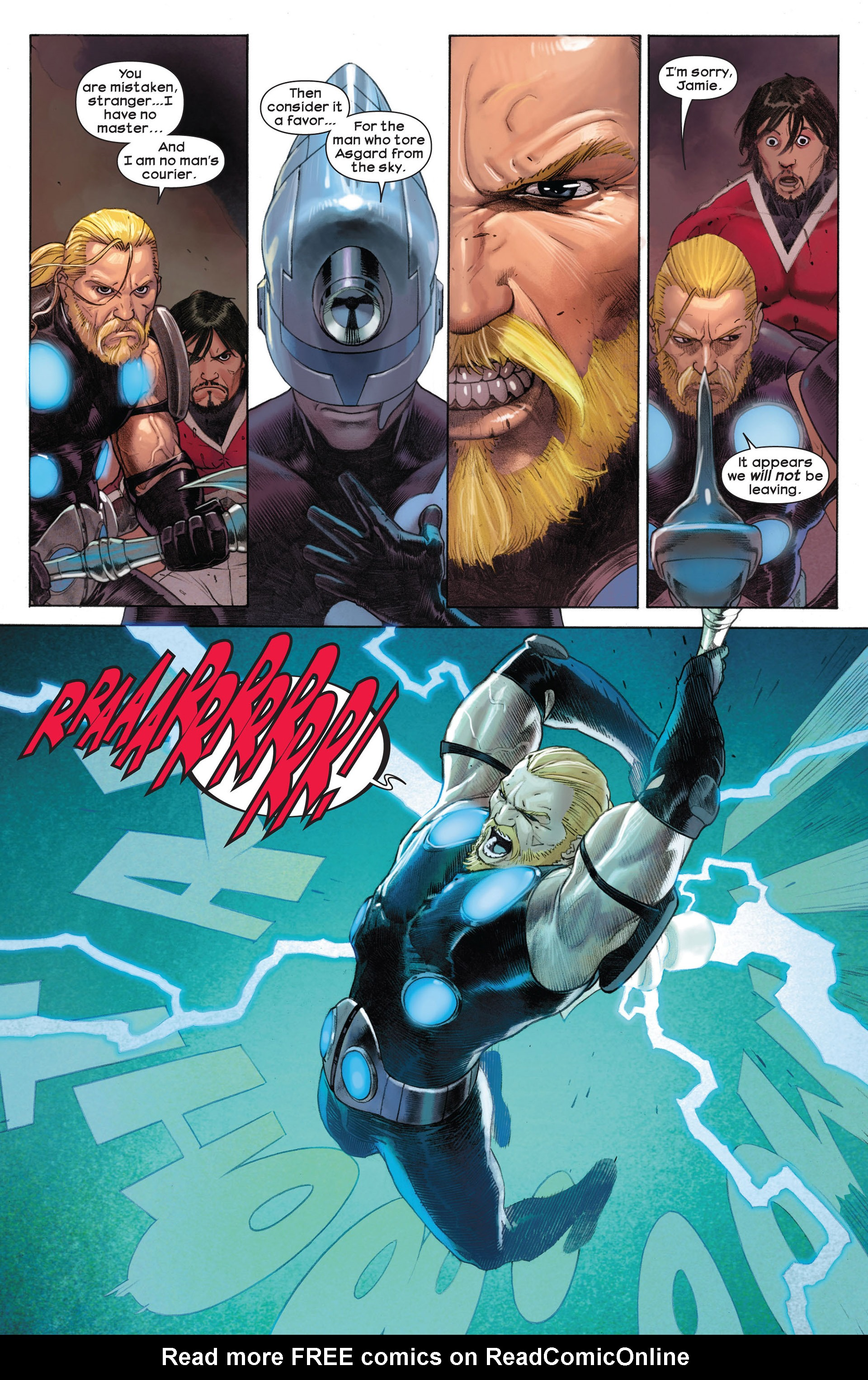 Read online Ultimate Comics Ultimates comic -  Issue #4 - 9