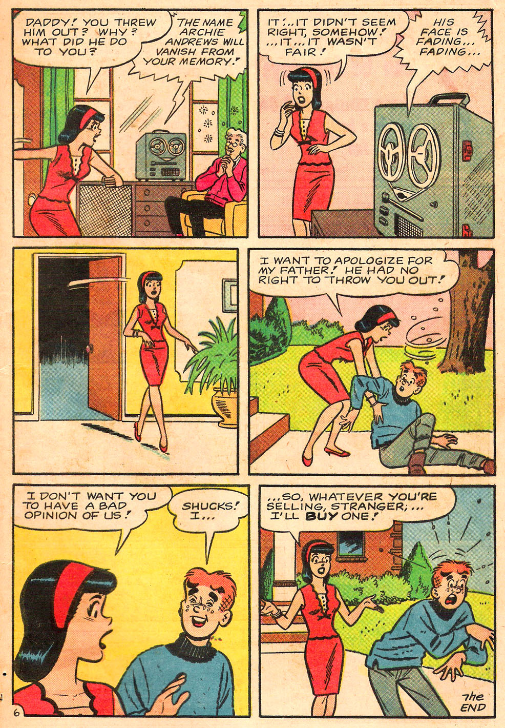 Read online Archie's Girls Betty and Veronica comic -  Issue #116 - 33