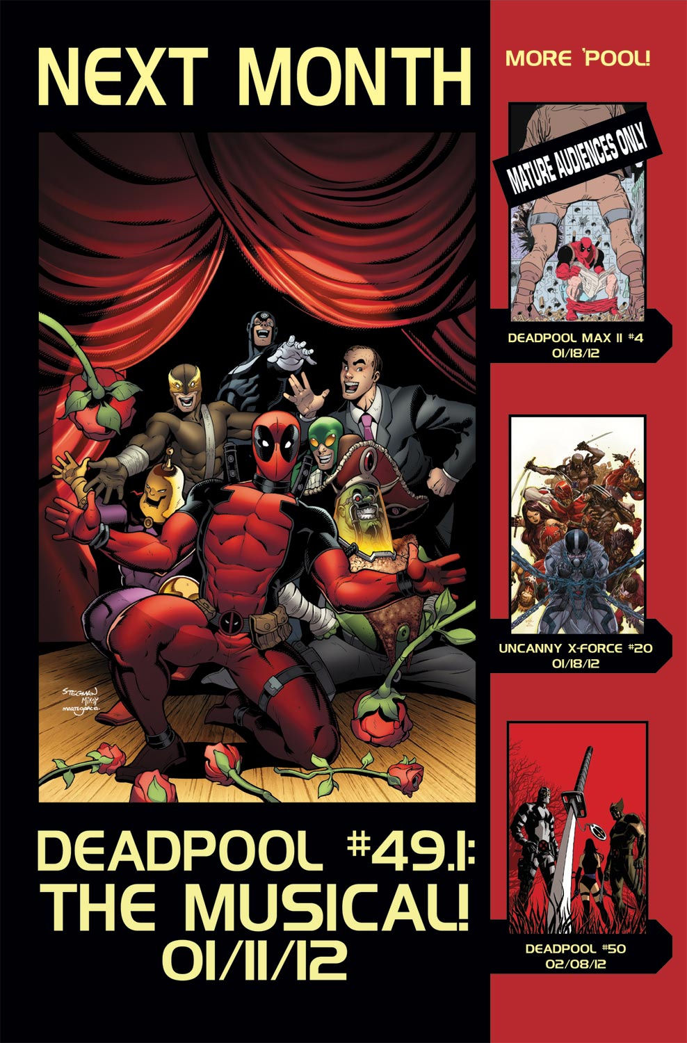 Read online Deadpool (2008) comic -  Issue #49 - 23